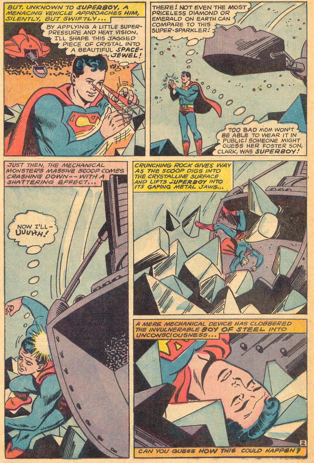 Read online Action Comics (1938) comic -  Issue #358 - 20