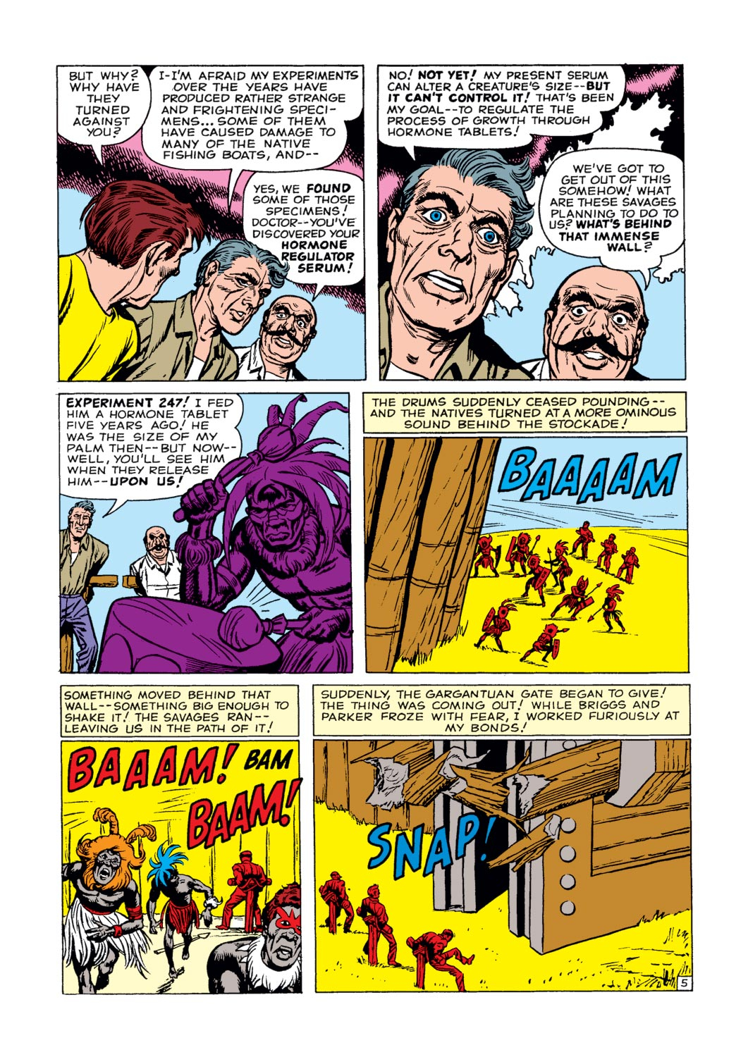 Tales to Astonish (1959) issue 1 - Page 6