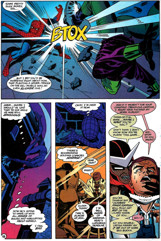 Read online Spider-Man: Lifeline comic -  Issue #2 - 17