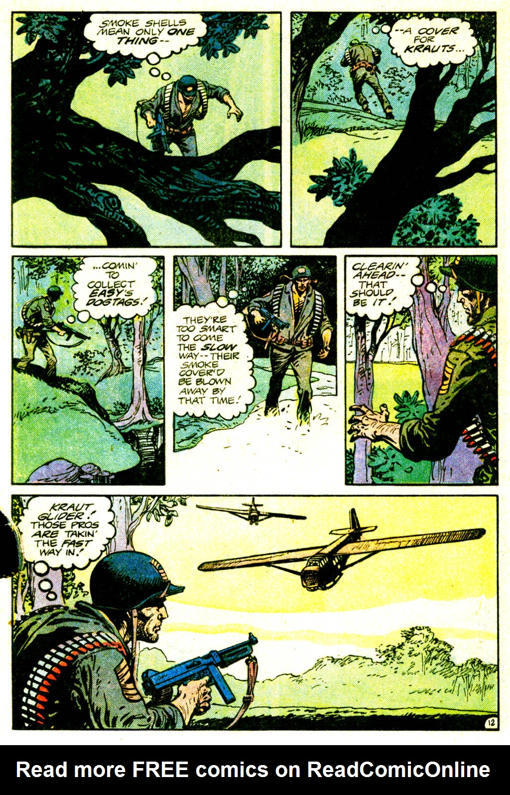 Read online Sgt. Rock comic -  Issue #362 - 15