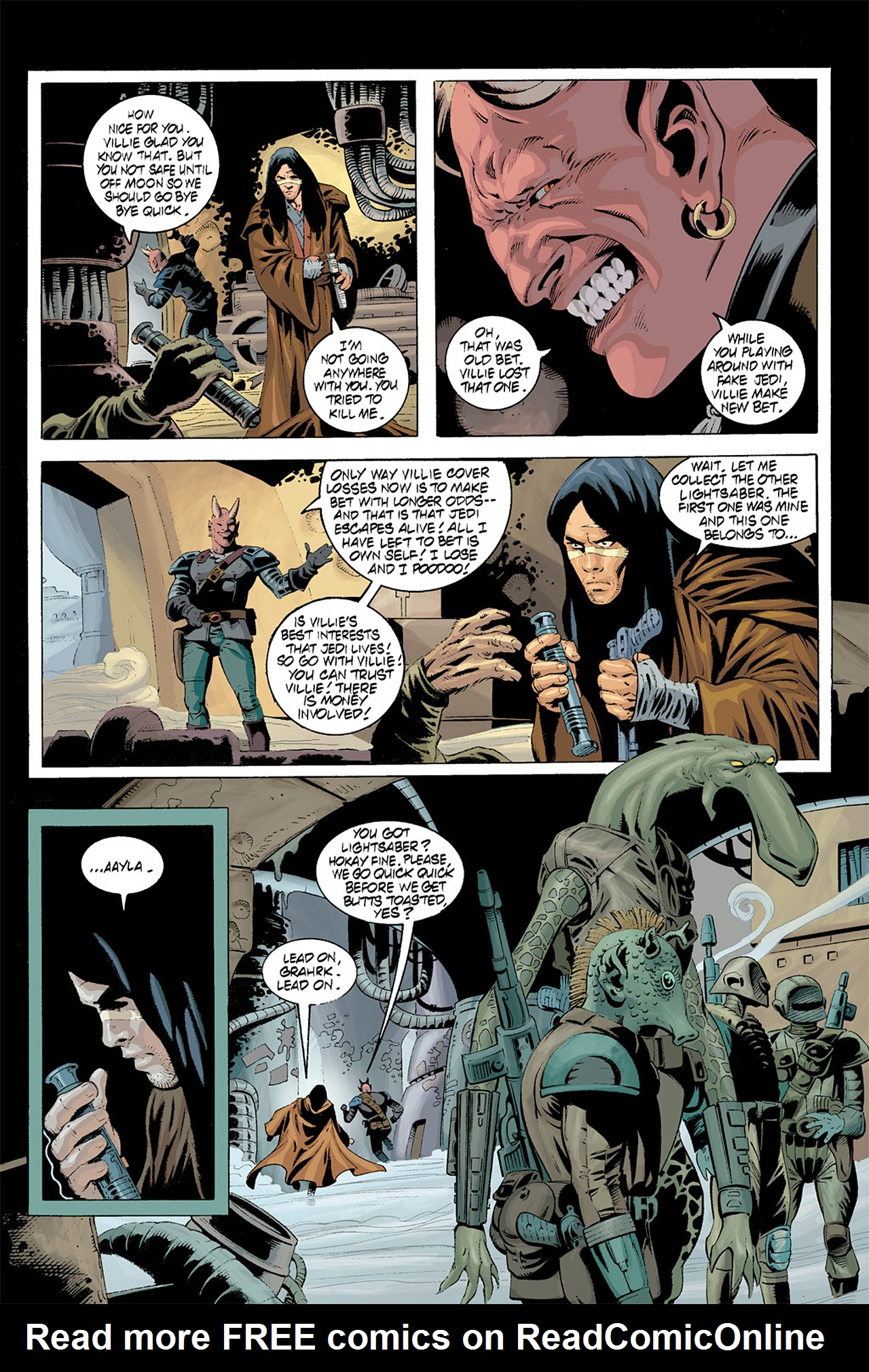 Read online Star Wars Omnibus comic -  Issue # Vol. 15 - 28