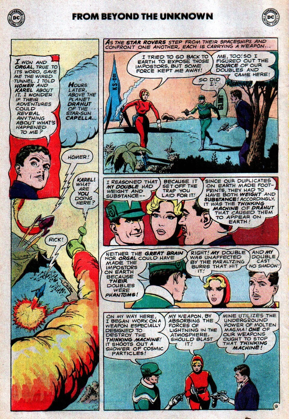 From Beyond the Unknown (1969) issue 19 - Page 30