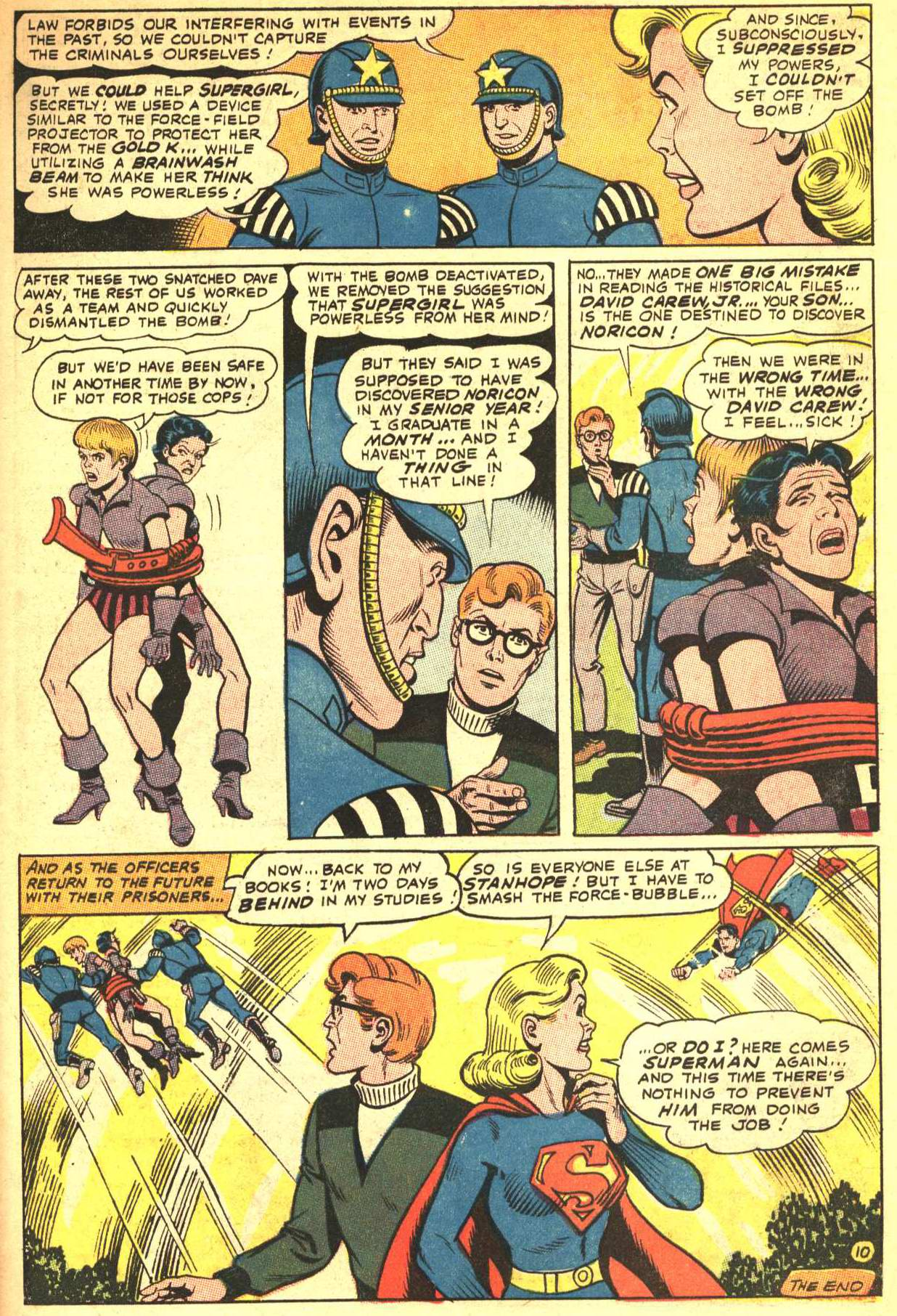 Read online Action Comics (1938) comic -  Issue #368 - 25