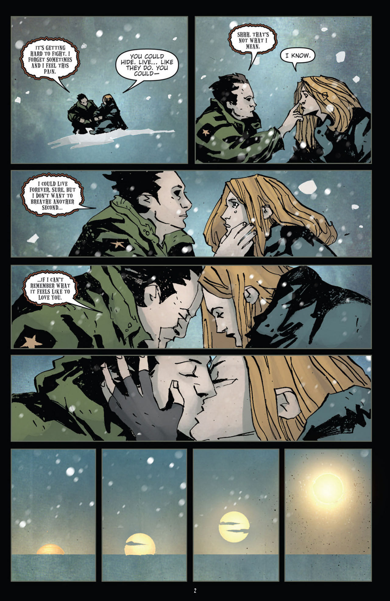 Read online 30 Days of Night (2011) comic -  Issue #12 - 4