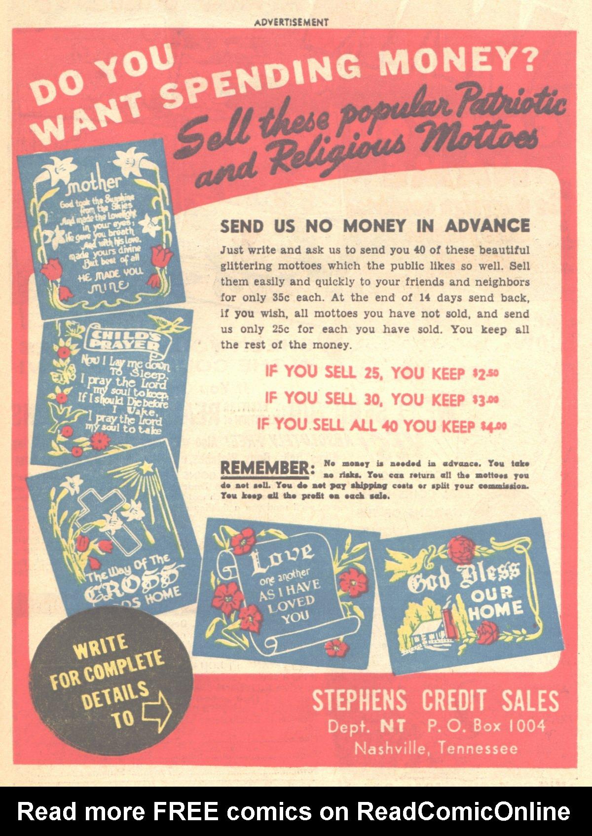 Read online Adventure Comics (1938) comic -  Issue #278 - 33
