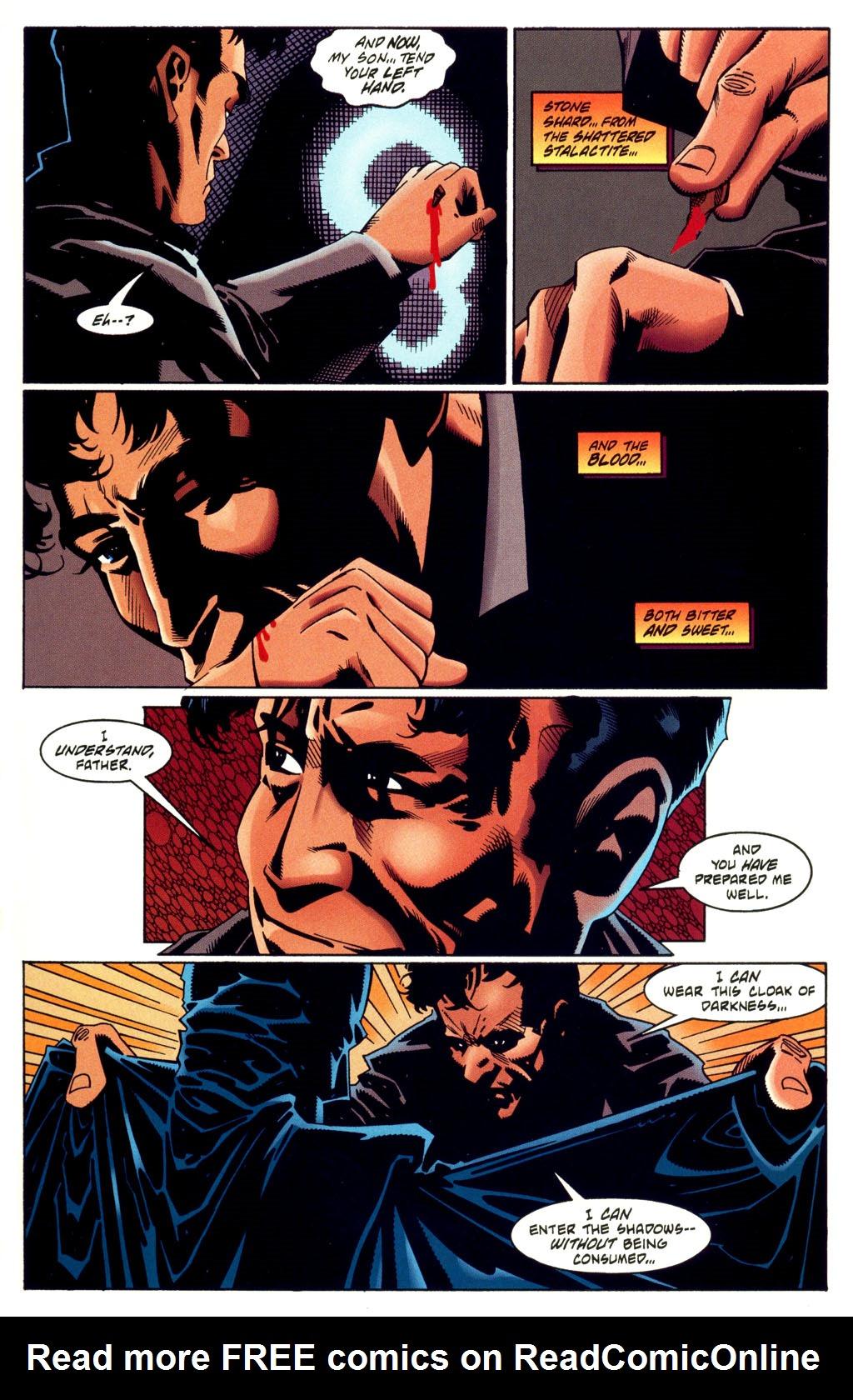 Read online Batman: Haunted Gotham comic -  Issue #2 - 13