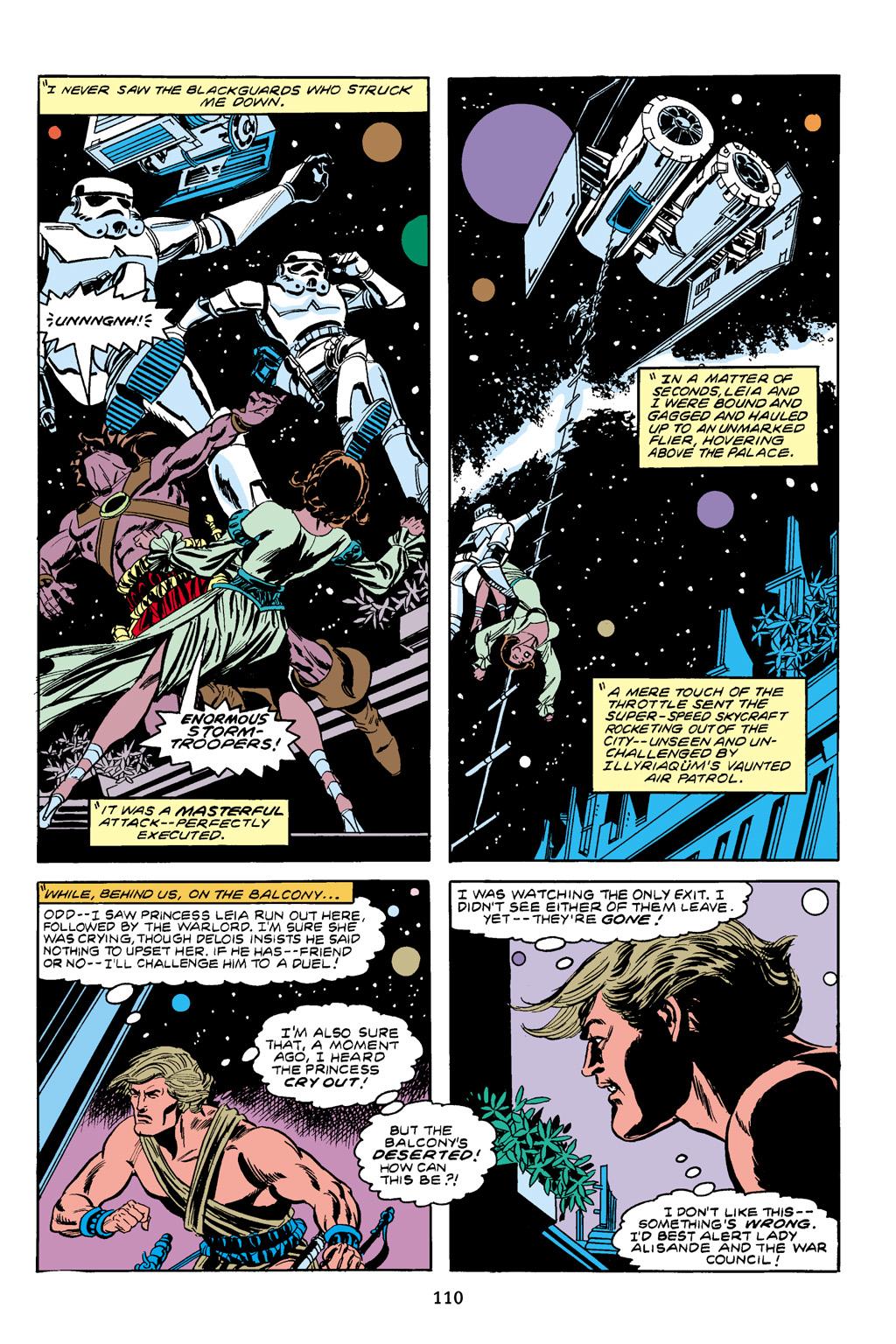 Read online Star Wars Omnibus comic -  Issue # Vol. 16 - 109