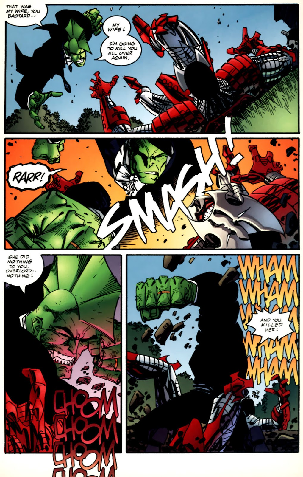 The Savage Dragon (1993) Issue #62 #65 - English 10