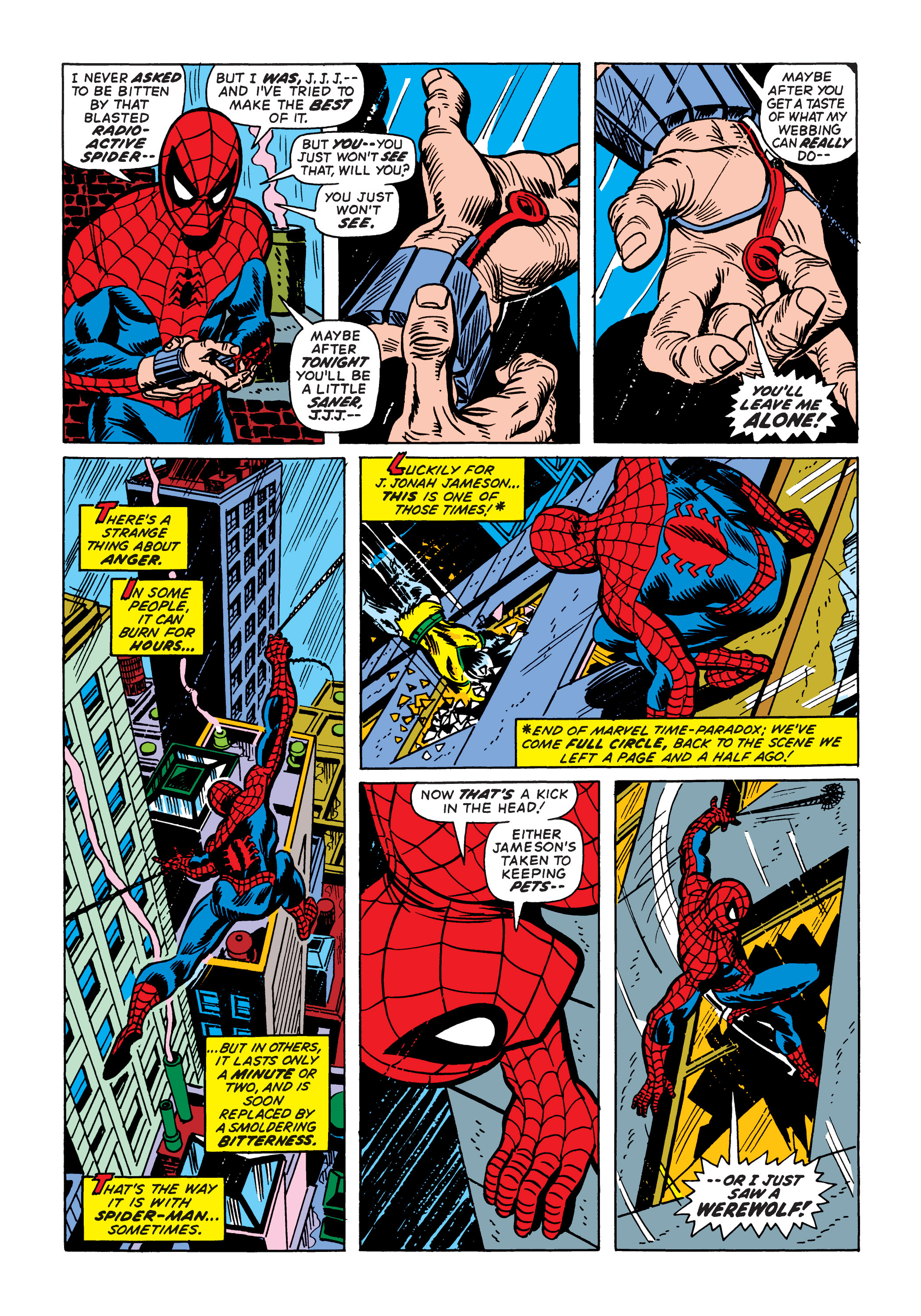 The Amazing Spider-Man (1963) 124 Page 12