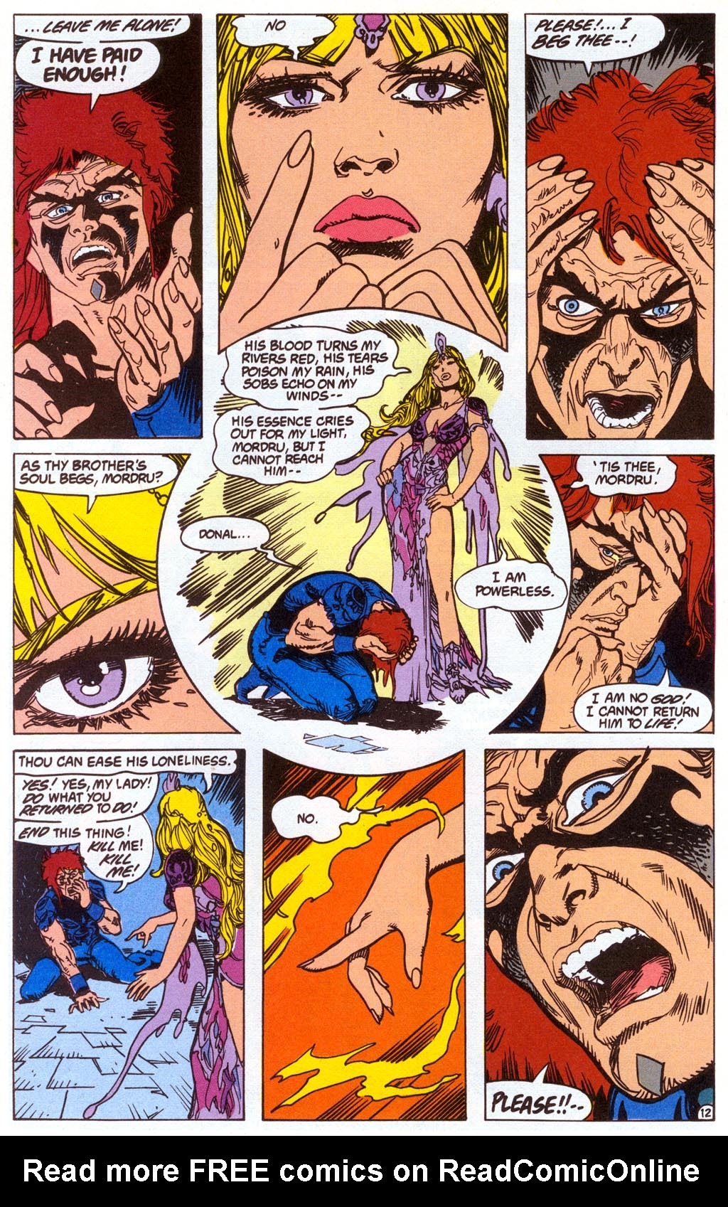 Read online Amethyst (1987) comic -  Issue #4 - 14