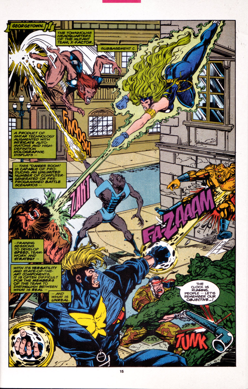 Read online X-Factor (1986) comic -  Issue #107 - 11