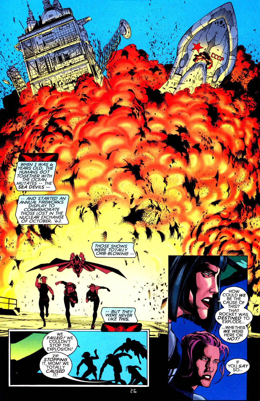 Read online Tangent Comics/ Doom Patrol comic -  Issue # Full - 27