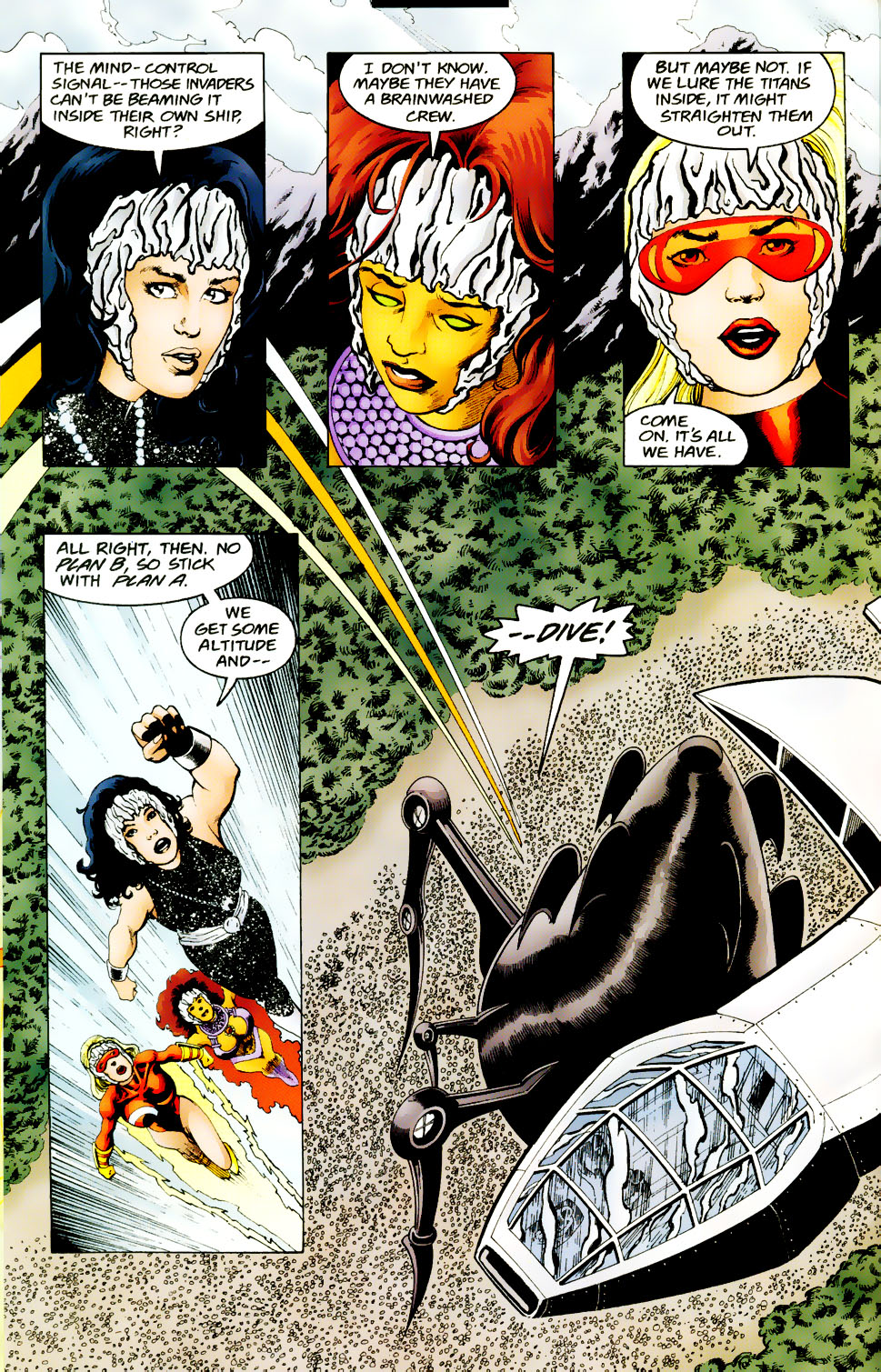 Read online The Titans (1999) comic -  Issue #50 - 11