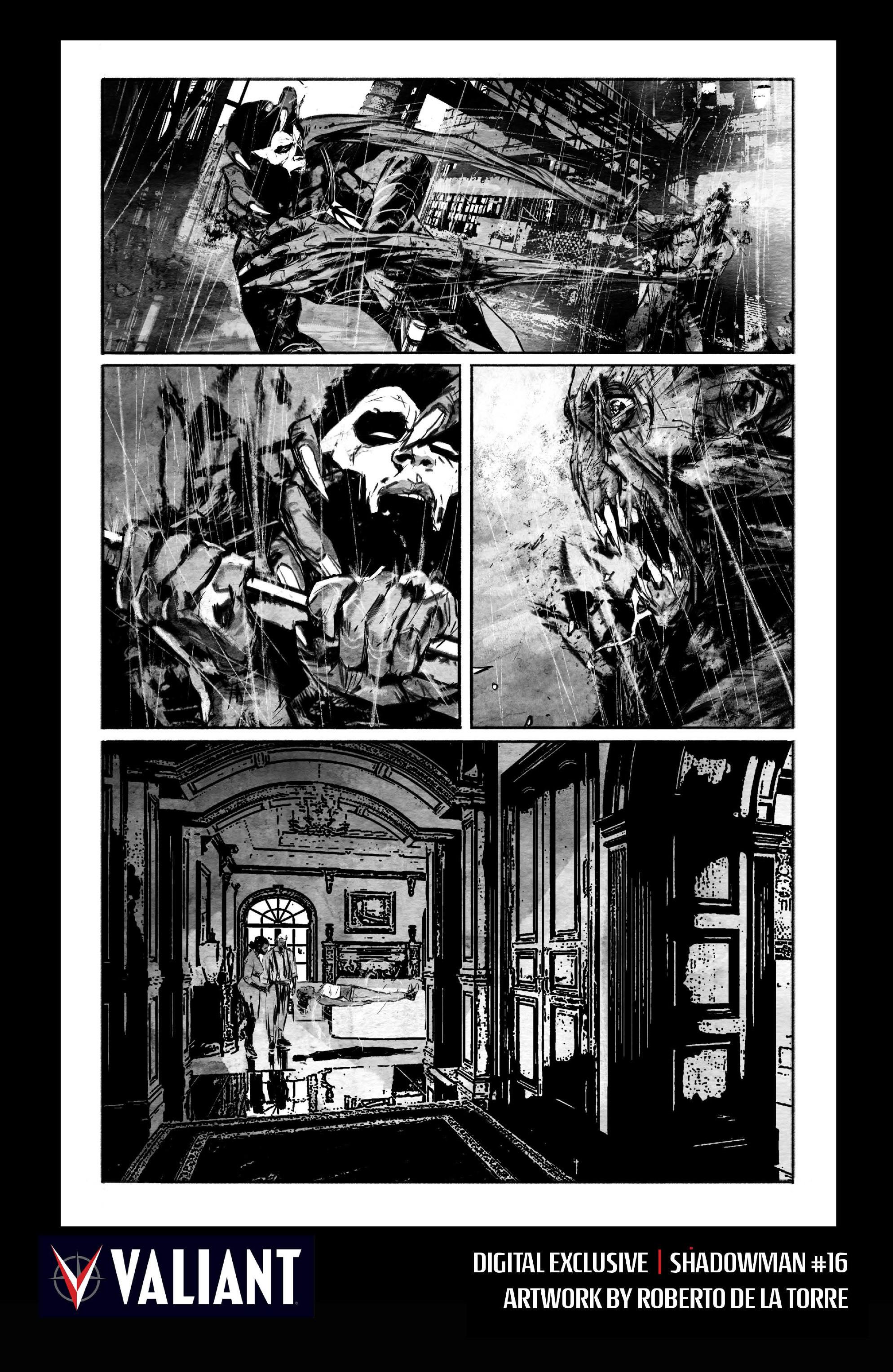 Read online Shadowman (2012) comic -  Issue #16 - 32