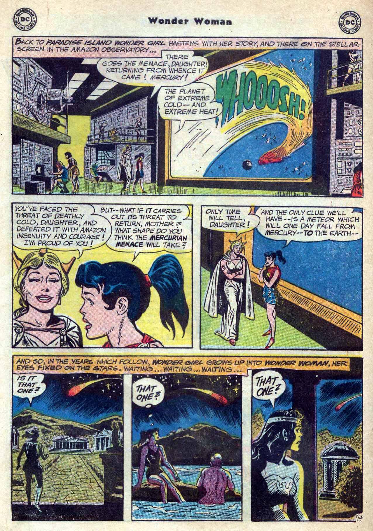 Read online Wonder Woman (1942) comic -  Issue #120 - 20