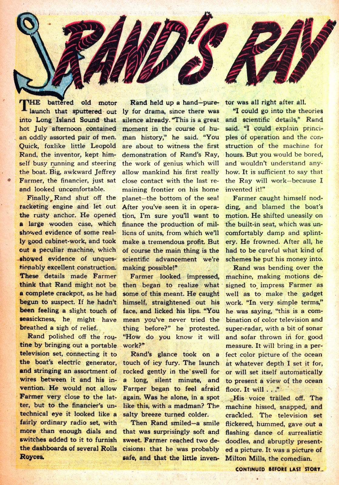 Mystic (1951) issue 32 - Page 8