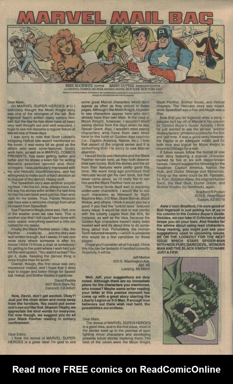 Marvel Super-Heroes (1990) 5 Page 73