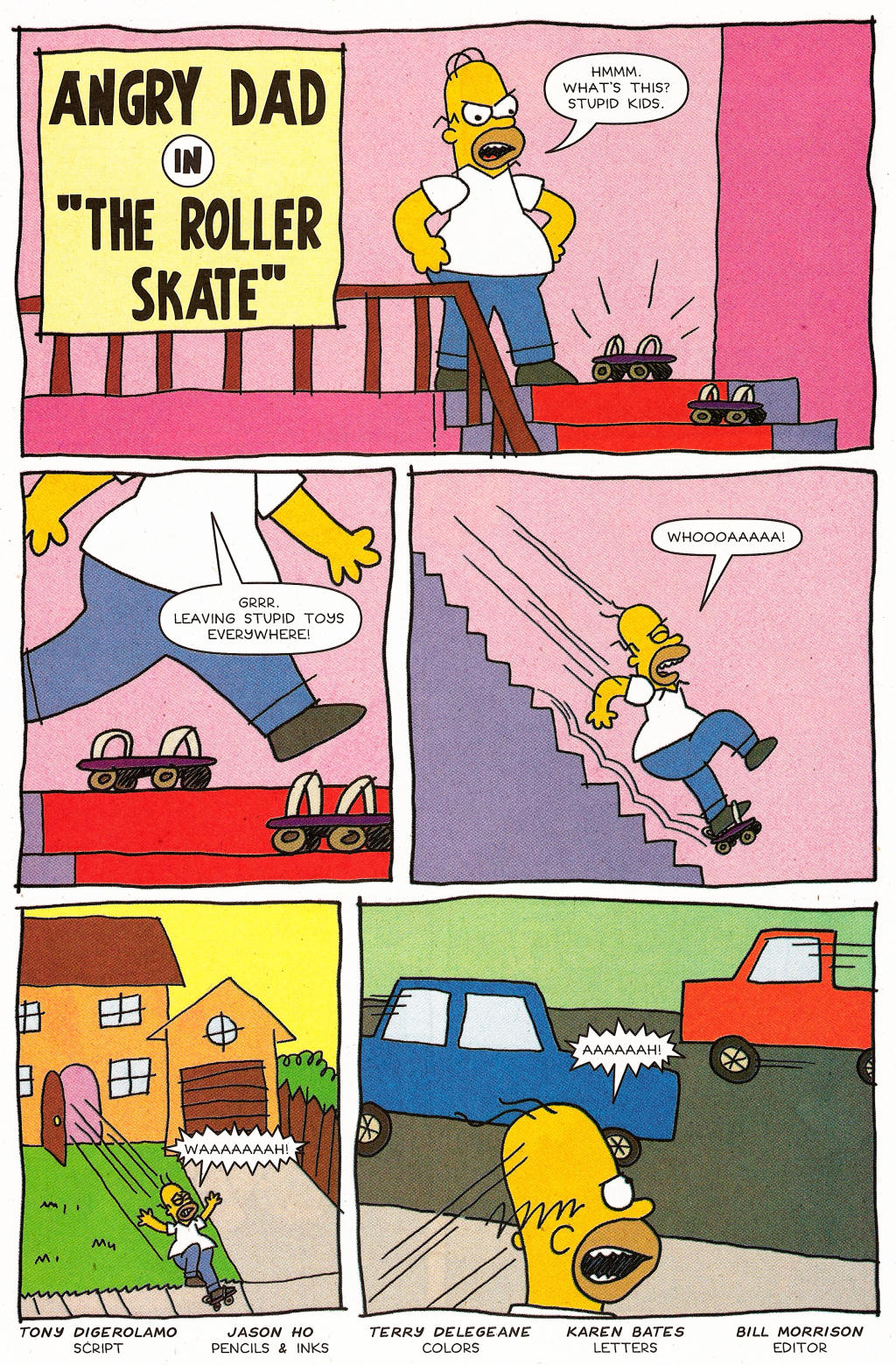 Read online Simpsons Comics comic -  Issue #124 - 24