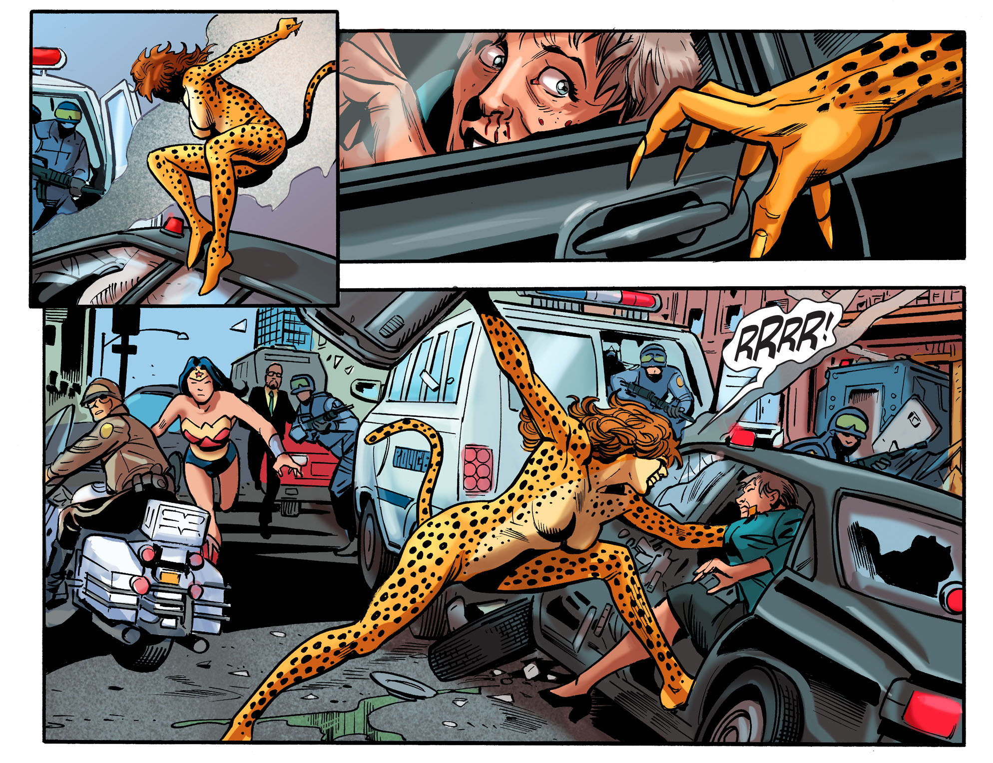 Read online Sensation Comics Featuring Wonder Woman comic -  Issue #41 - 8