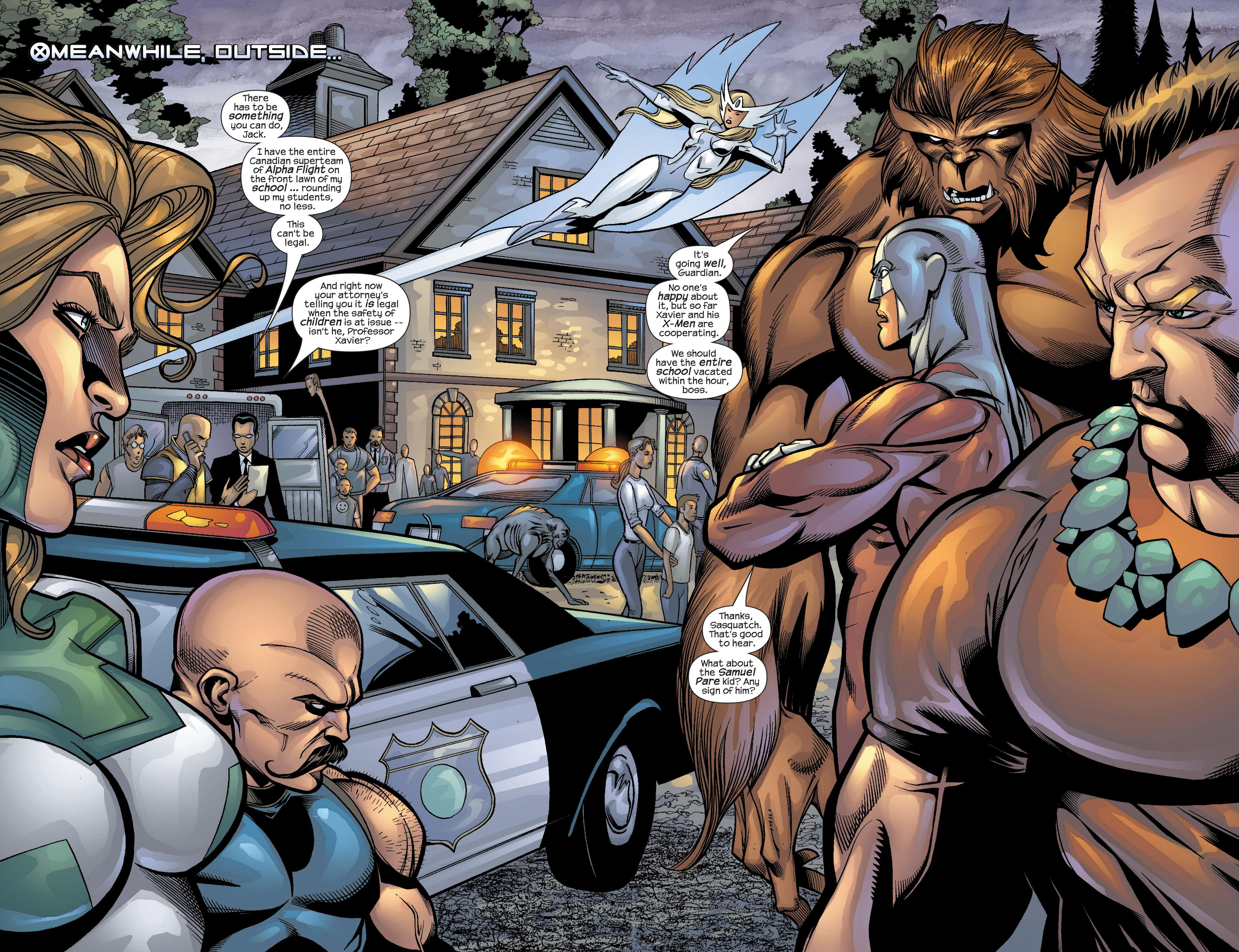 Read online Uncanny X-Men (1963) comic -  Issue #422 - 12
