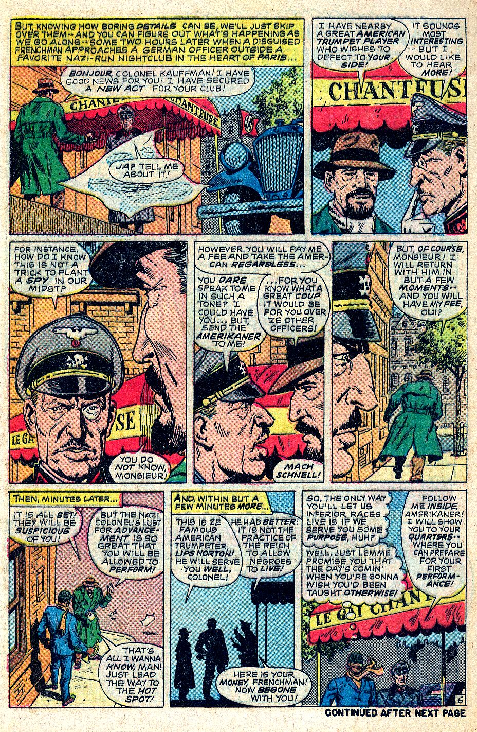 Read online Sgt. Fury comic -  Issue #56 - 9