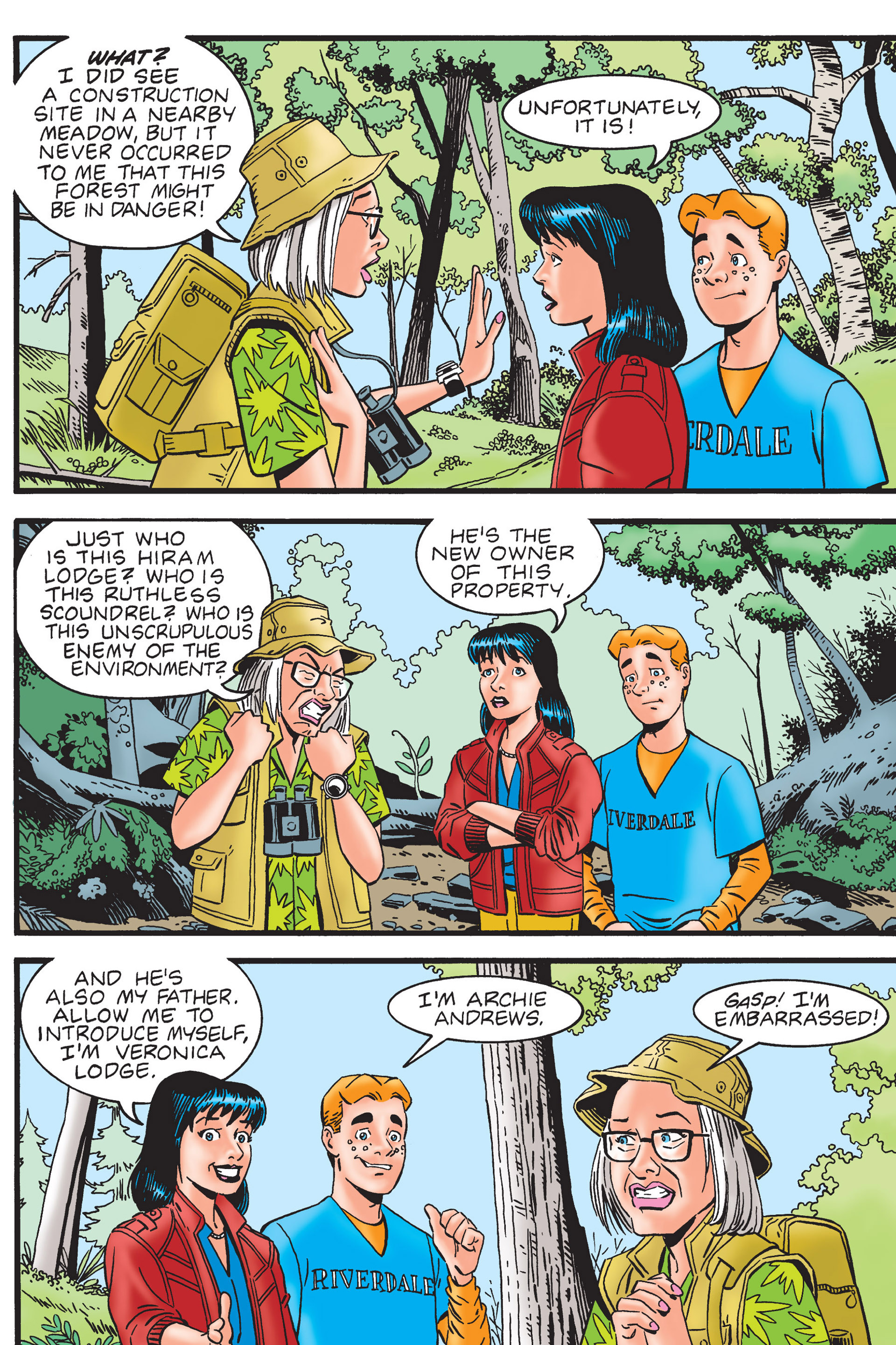 Read online Archie's New Look Series comic -  Issue #4 - 46