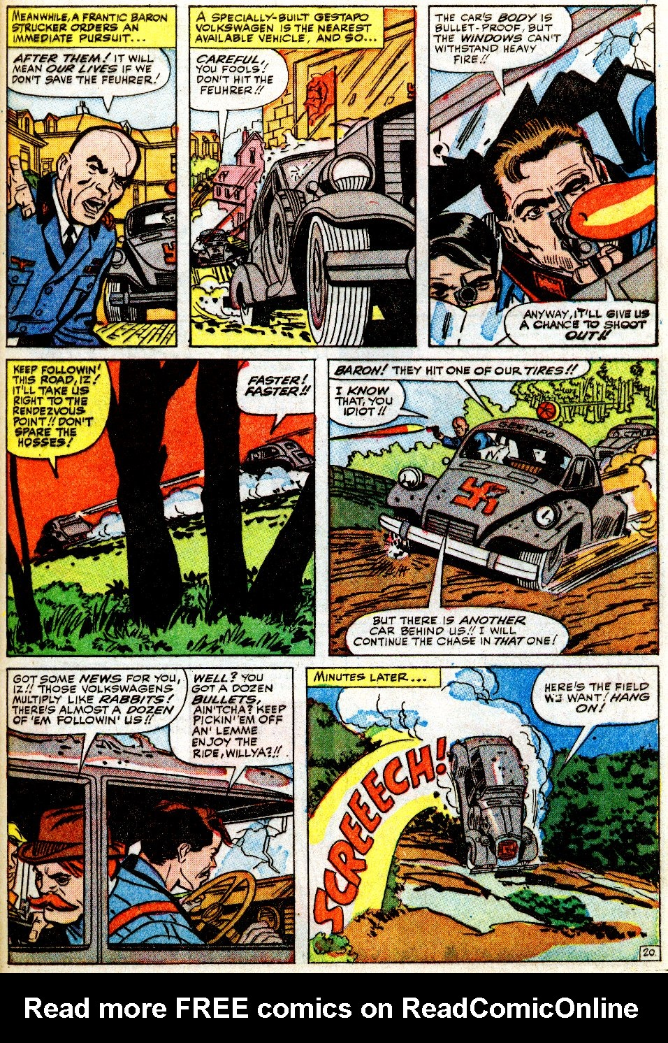 Read online Sgt. Fury comic -  Issue #9 - 29