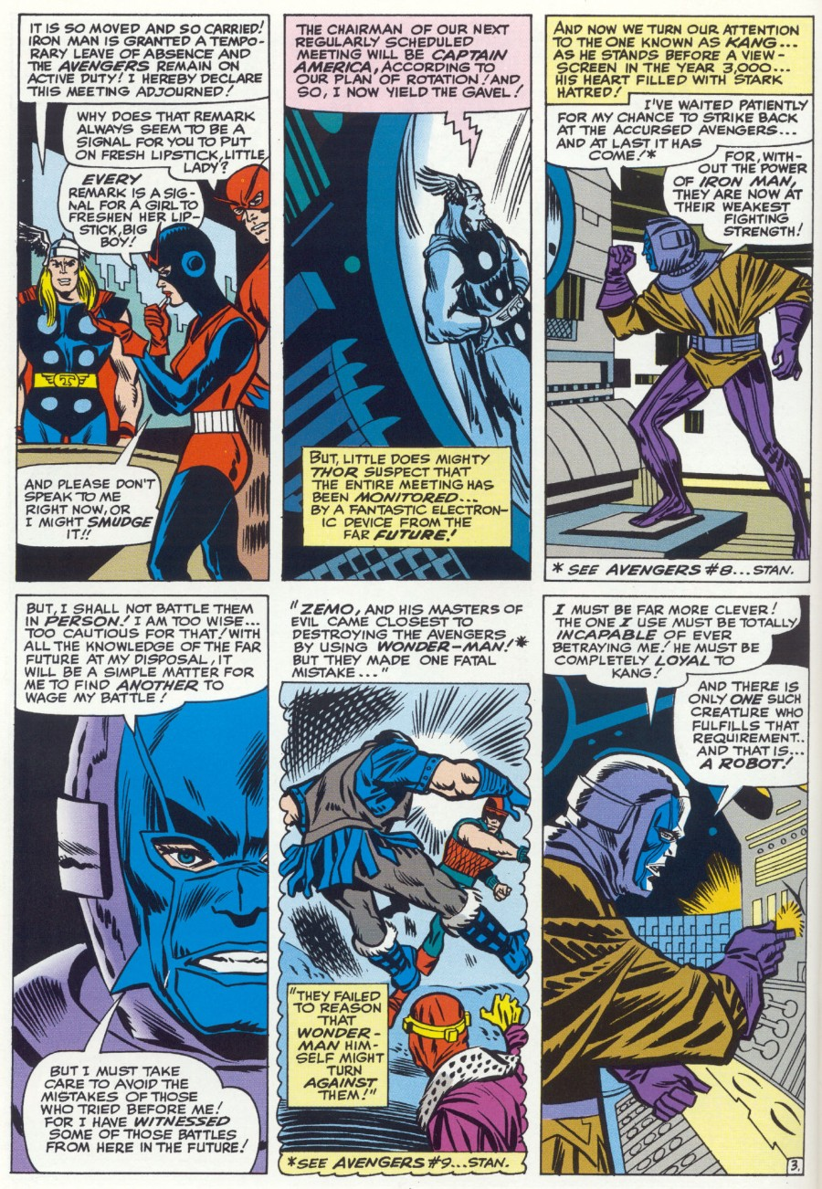 The Avengers (1963) 11 Page 3