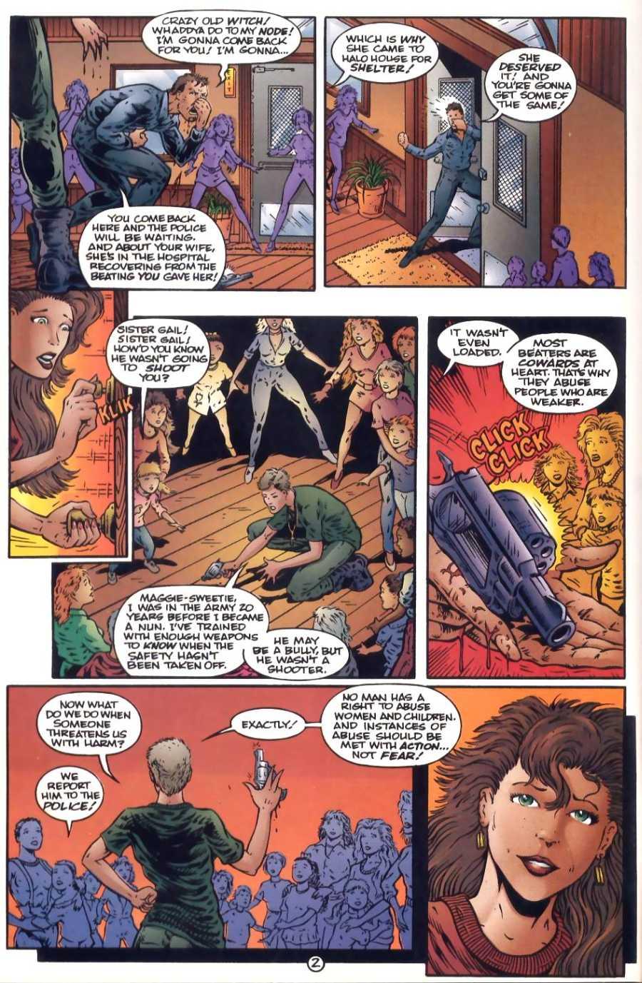 Read online Ultraverse Premiere comic -  Issue #1 - 22