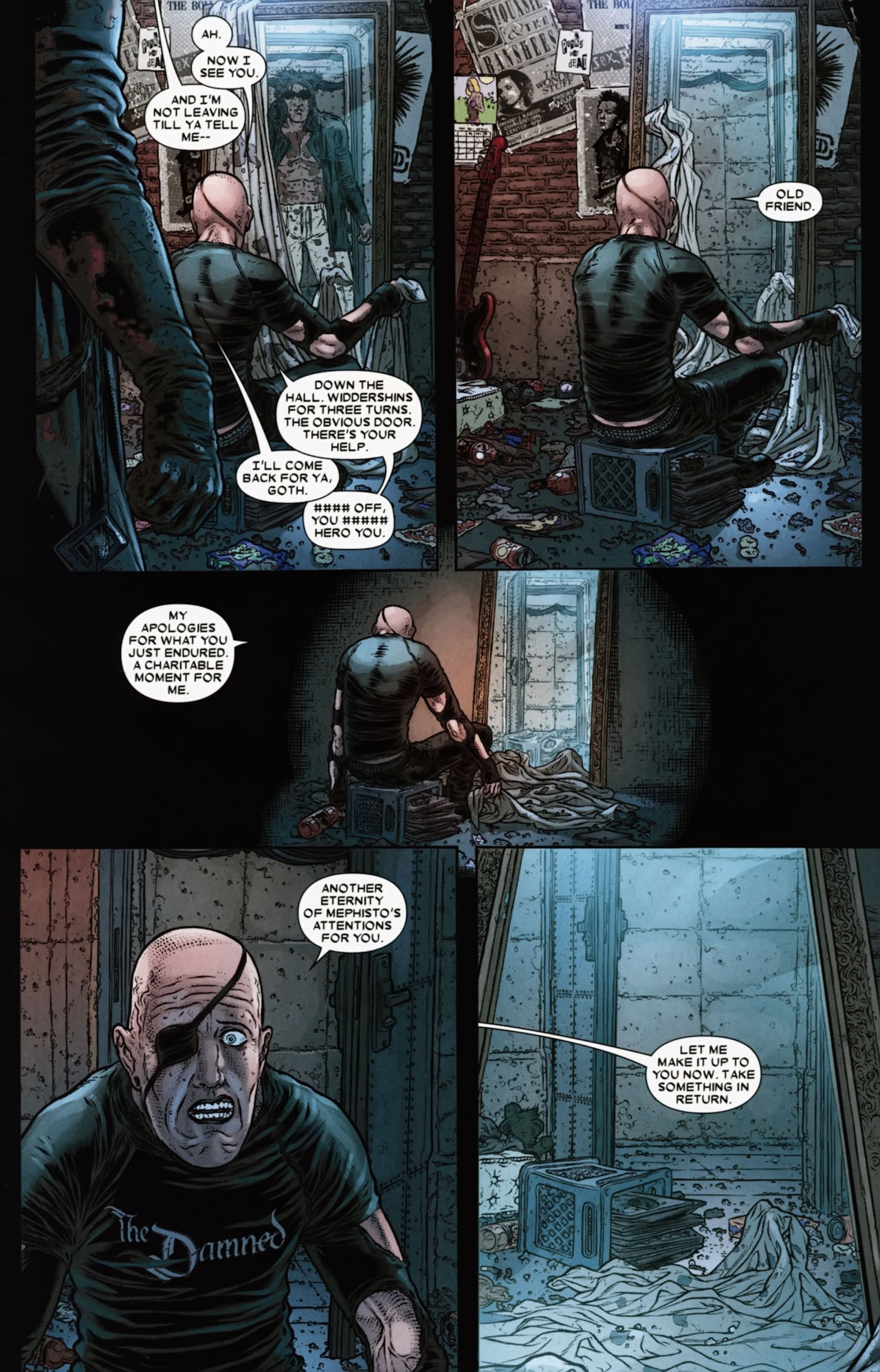 Read online Wolverine: The Best There Is comic -  Issue #6 - 8
