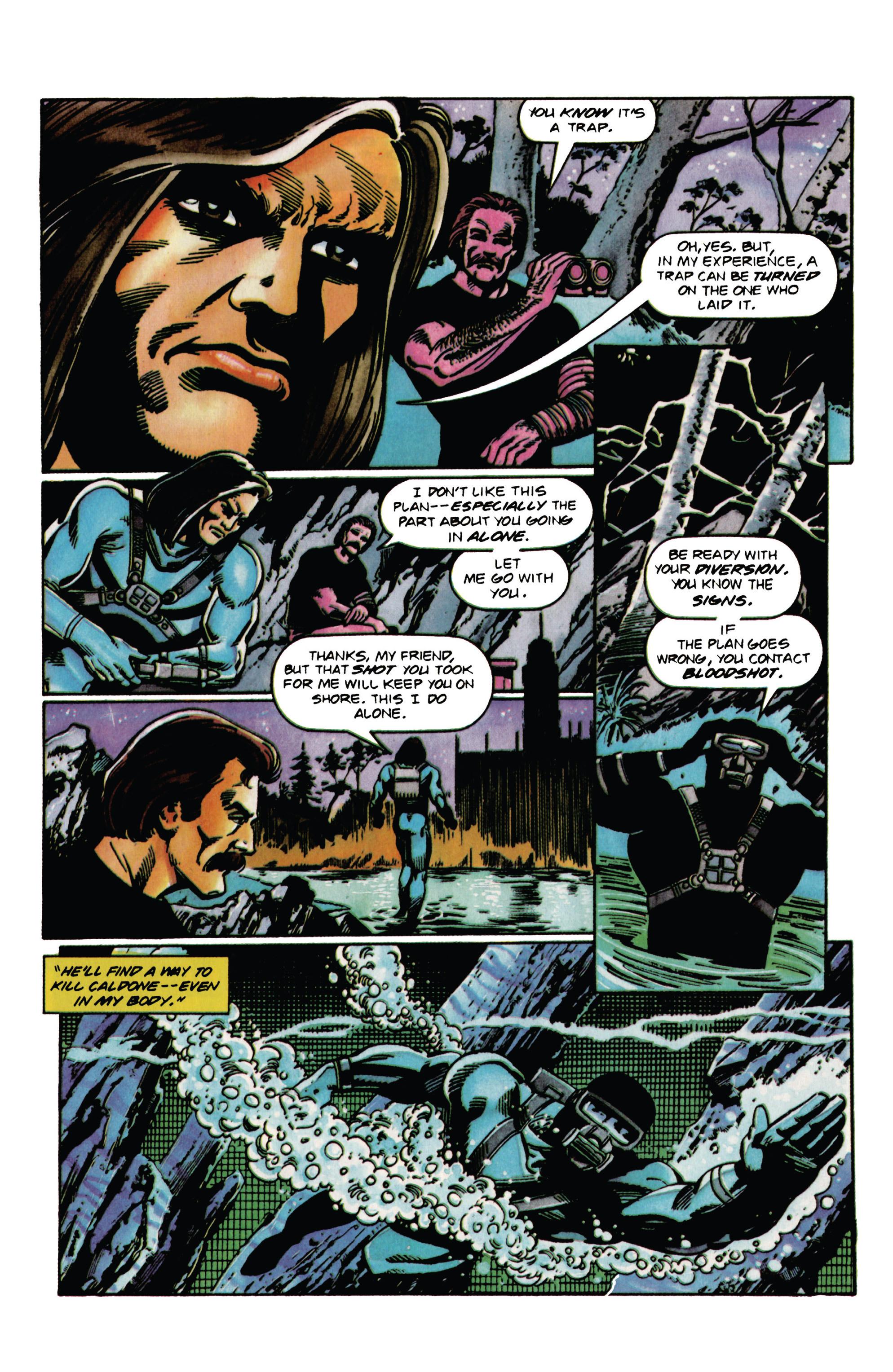 Read online Eternal Warrior (1992) comic -  Issue #31 - 10
