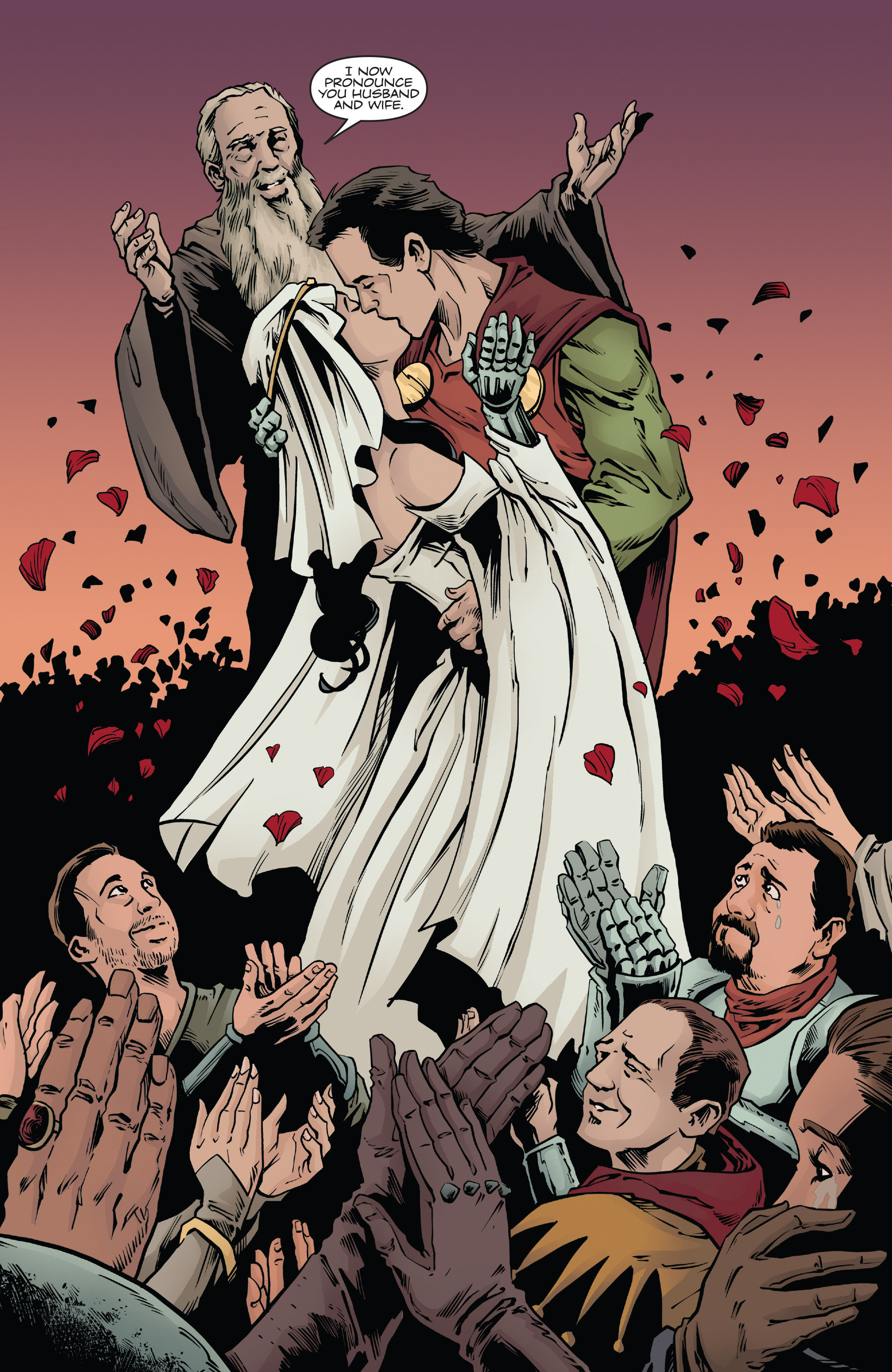 Read online Army of Darkness: Ash Gets Hitched comic -  Issue #4 - 23