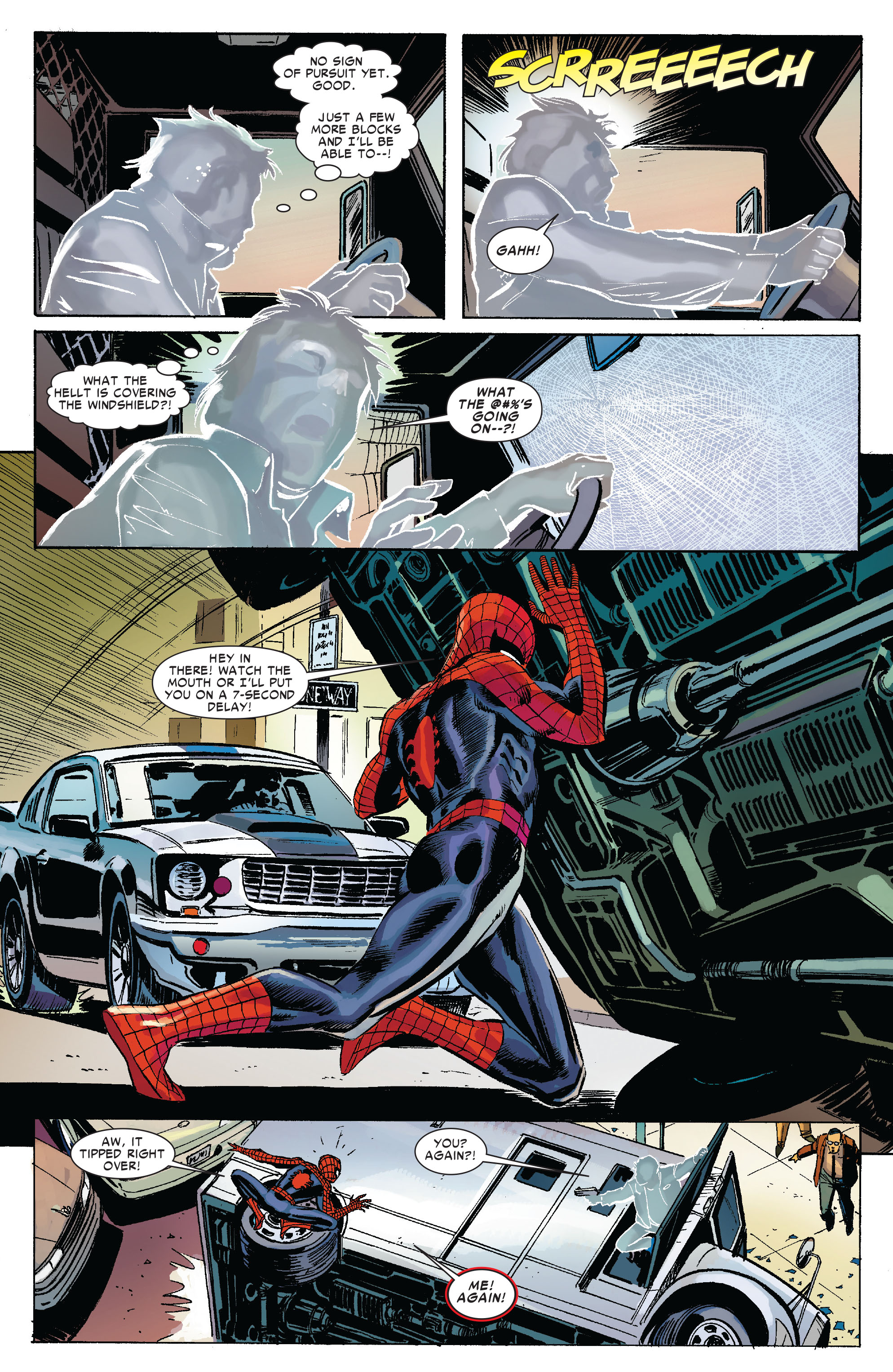 The Amazing Spider-Man (1963) 580 Page 18