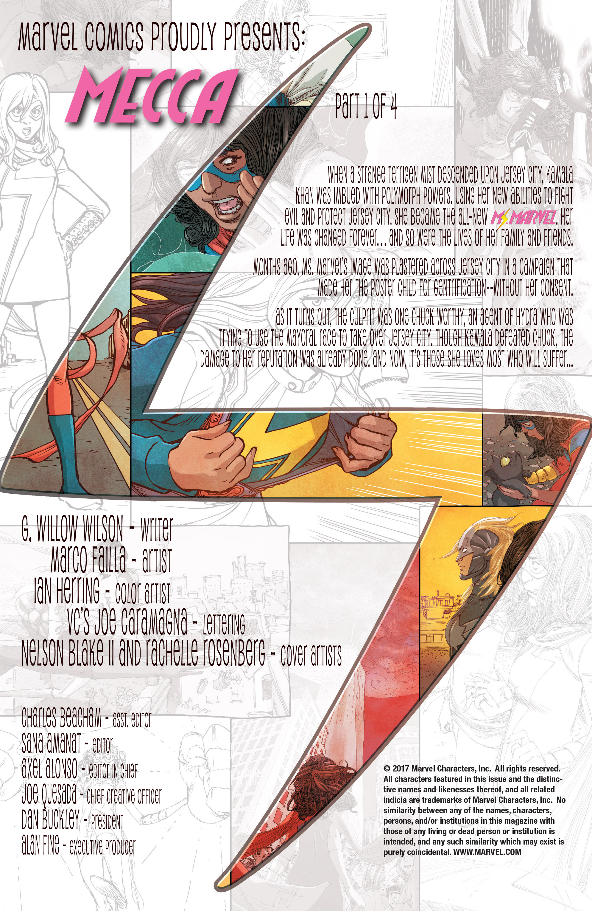 Read online Ms. Marvel (2016) comic -  Issue #19 - 7