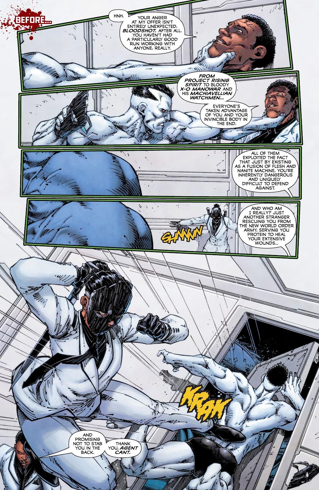 Read online Bloodshot (2019) comic -  Issue #4 - 5