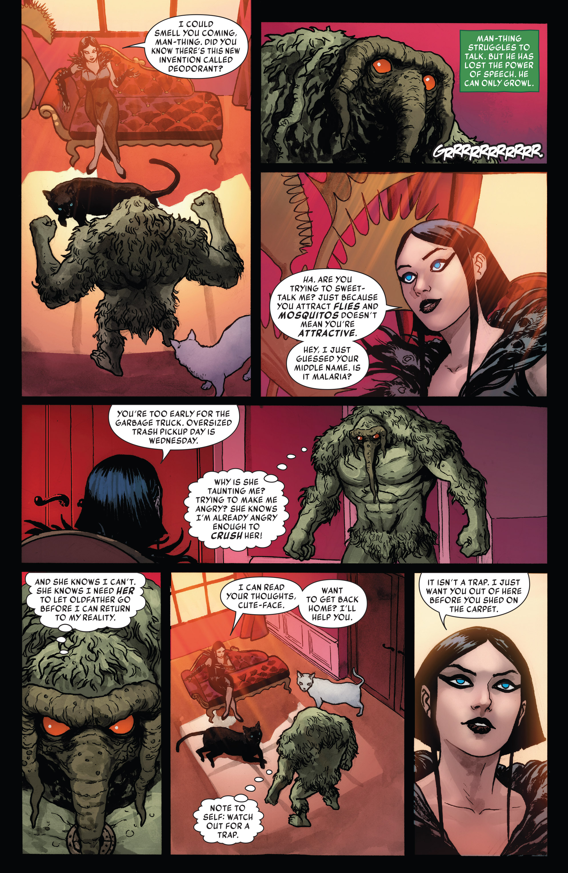 Read online Man-Thing (2017) comic -  Issue #4 - 14
