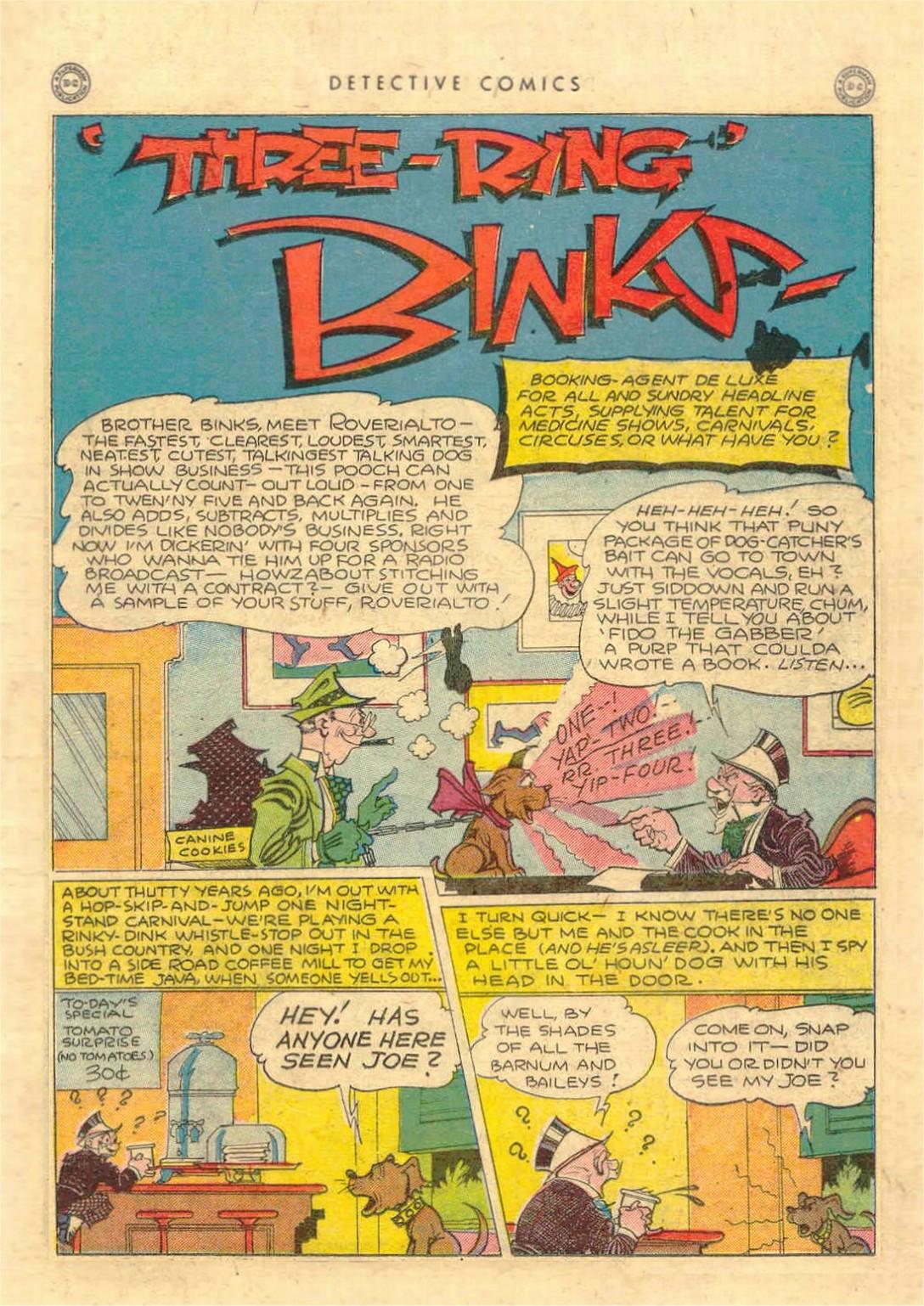 Read online Detective Comics (1937) comic -  Issue #97 - 27