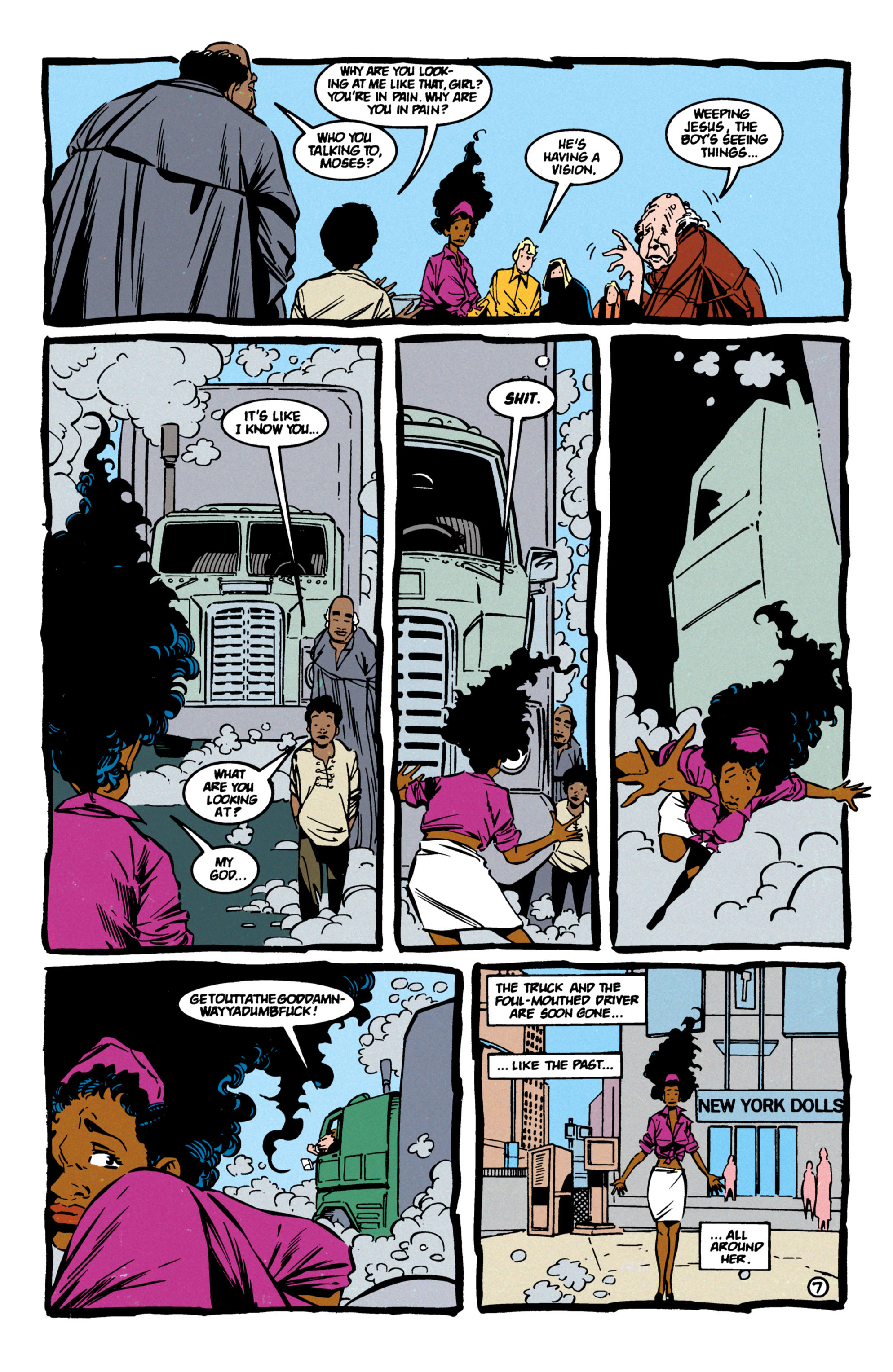 Read online Shade, the Changing Man comic -  Issue #60 - 8