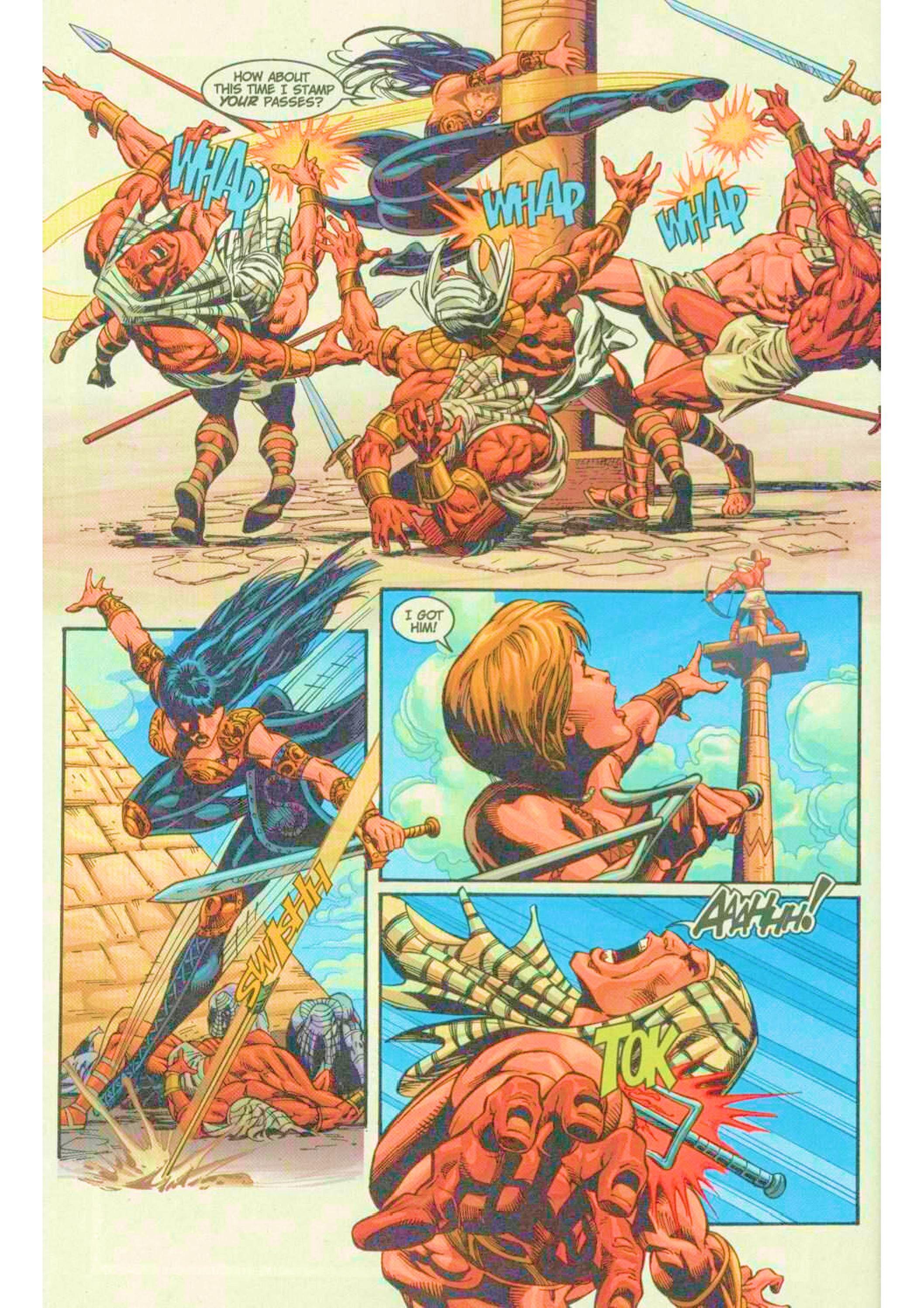Read online Xena: Warrior Princess (1999) comic -  Issue #6 - 12