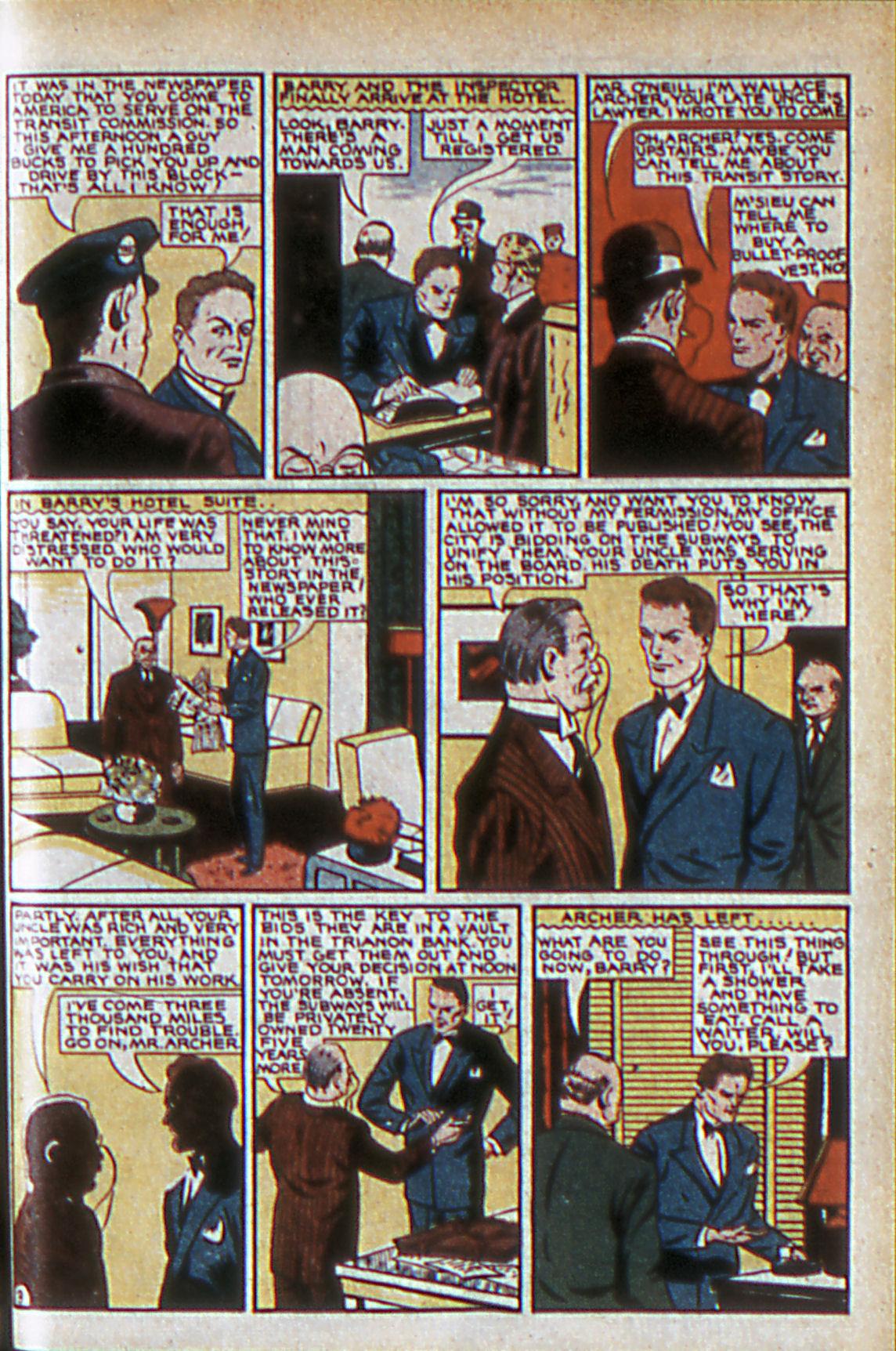 Read online Adventure Comics (1938) comic -  Issue #60 - 16