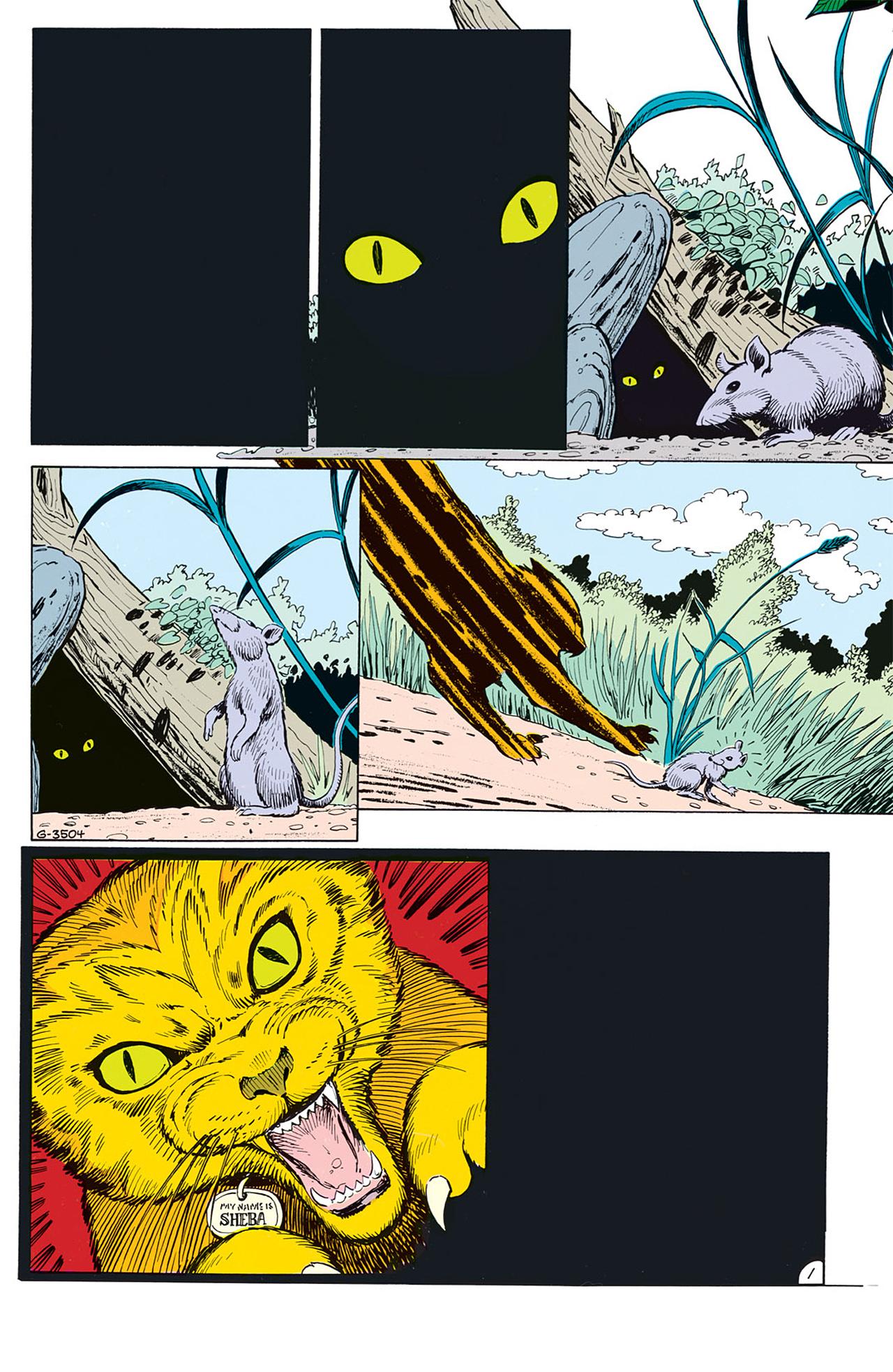 Read online Animal Man (1988) comic -  Issue #2 - 3