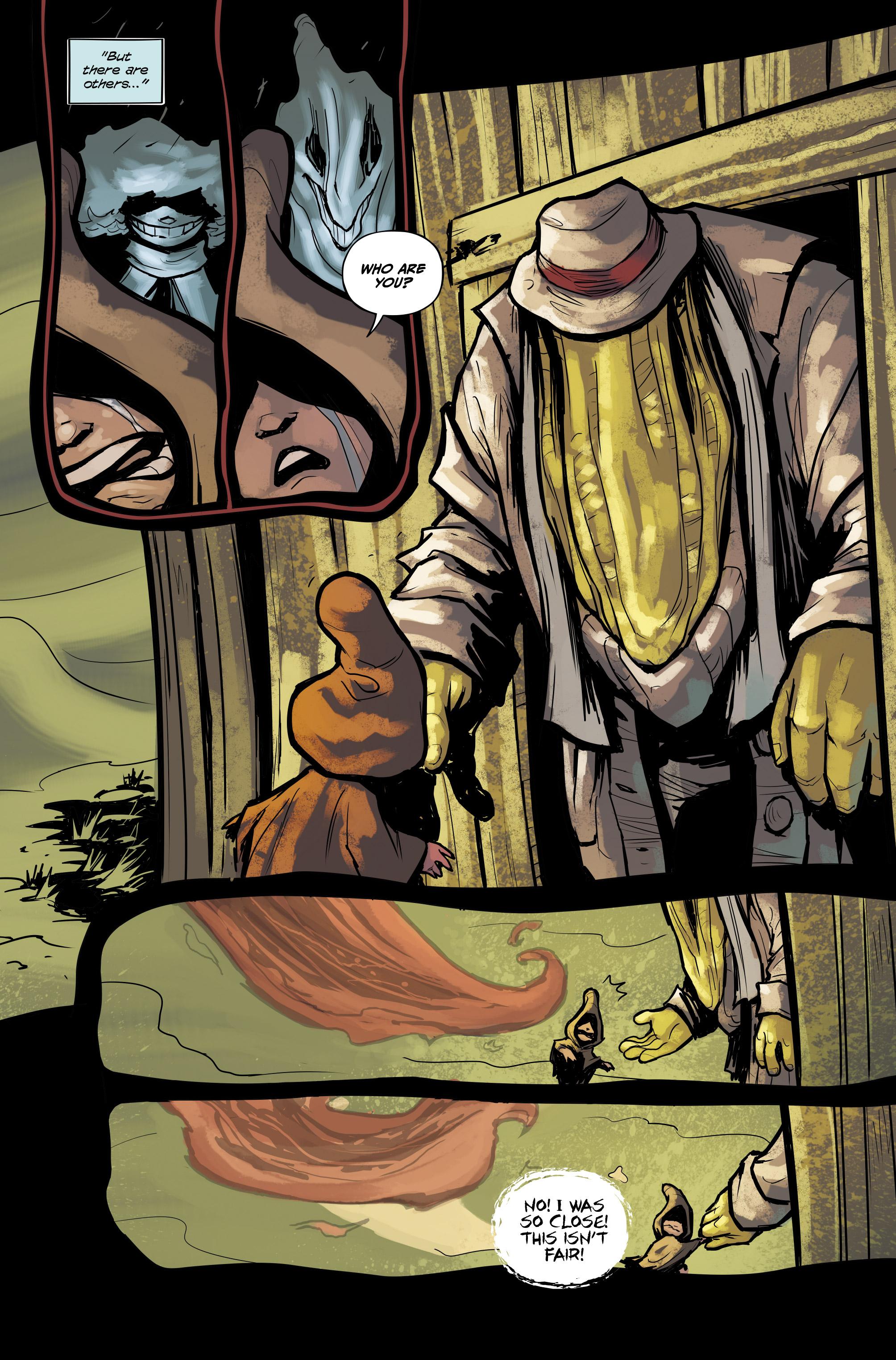 Read online Little Nightmares comic -  Issue #1 - 23