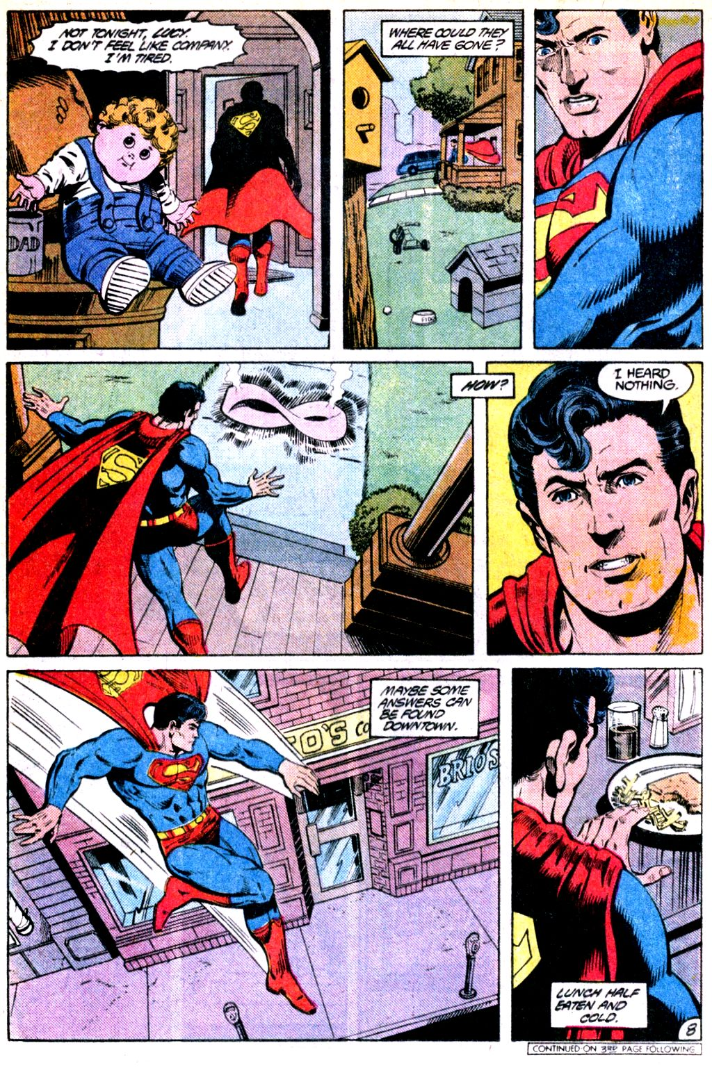 Read online Adventures of Superman (1987) comic -  Issue #Adventures of Superman (1987) _Annual 1 - 9