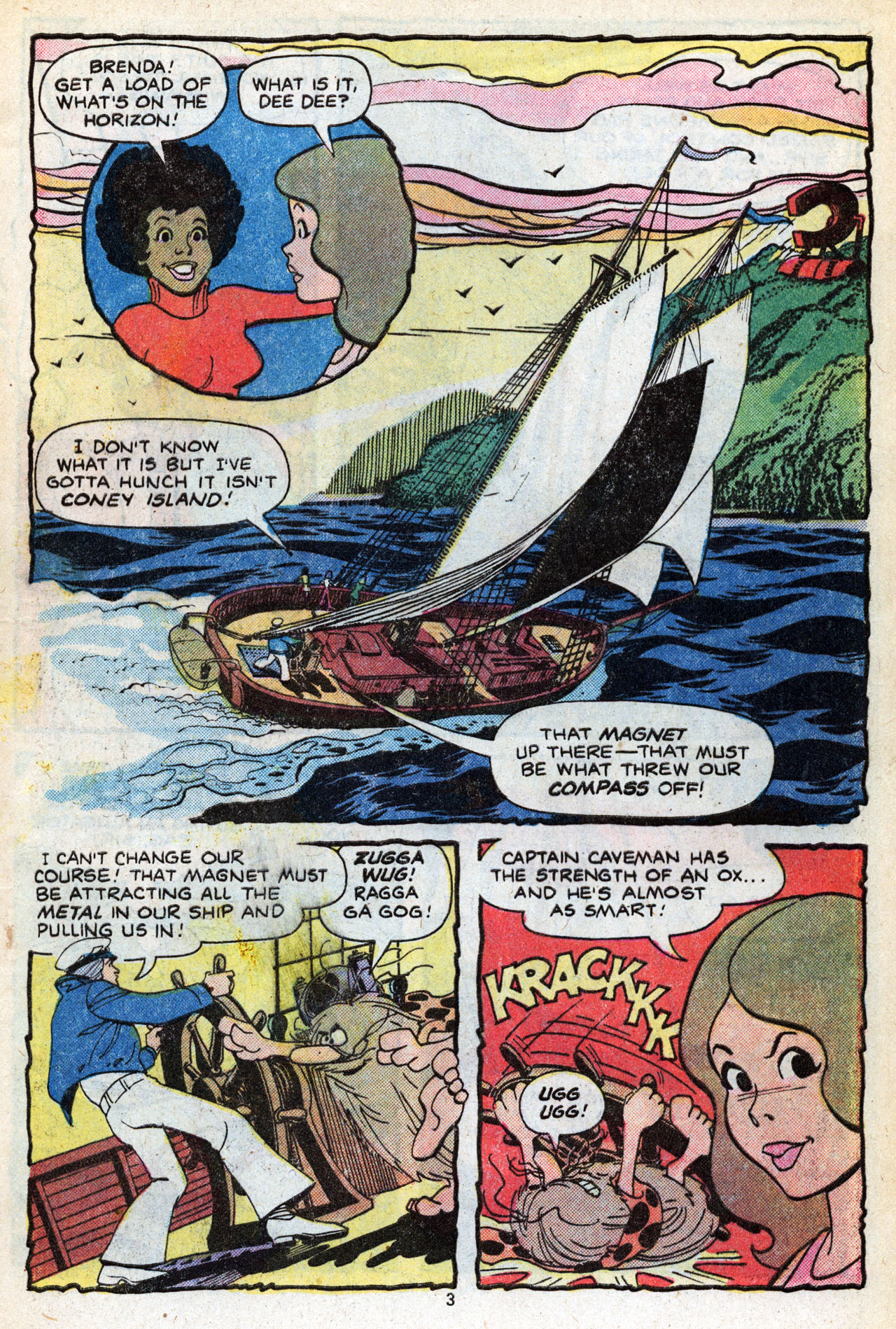 Read online TV Stars comic -  Issue #1 - 5