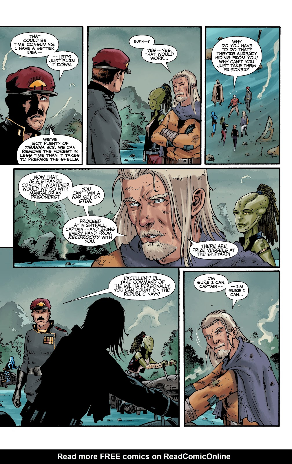 Read online Star Wars Legends: The Old Republic - Epic Collection comic -  Issue # TPB 3 (Part 4) - 15