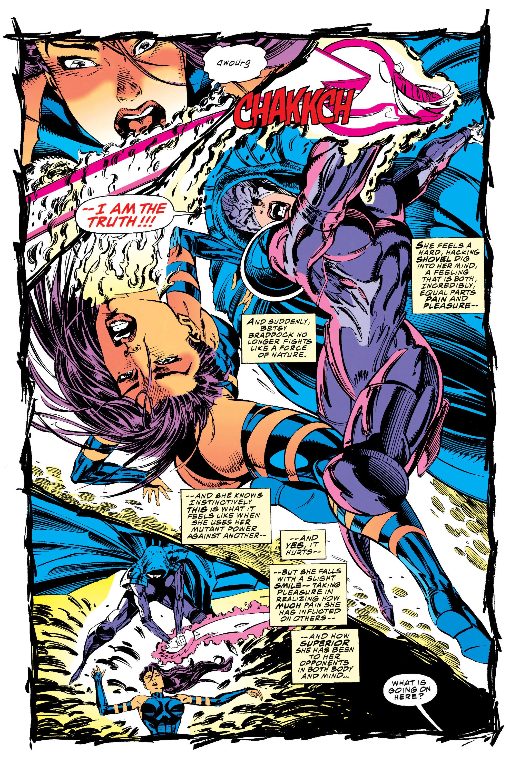 X-Men (1991) 20 Page 21