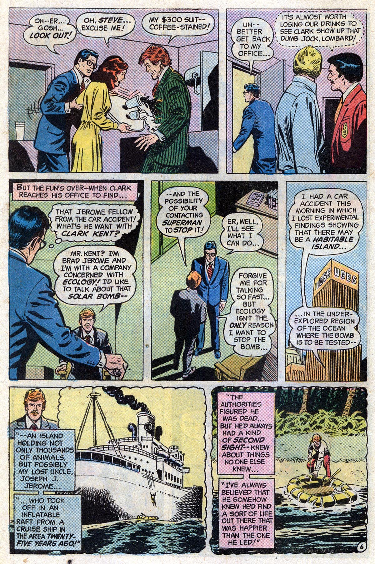 Action Comics (1938) 447 Page 6