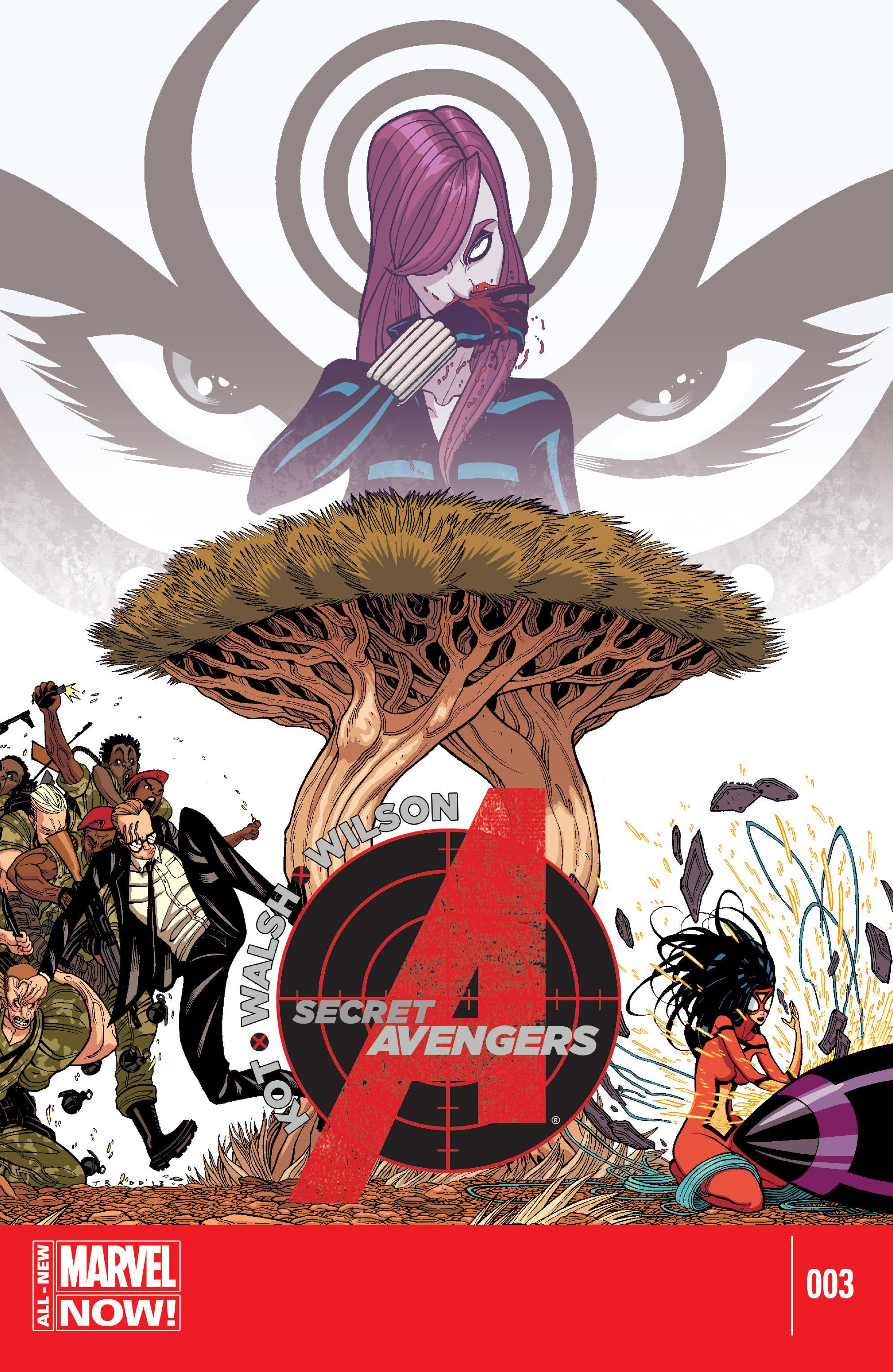 Read online Secret Avengers (2014) comic -  Issue #3 - 1