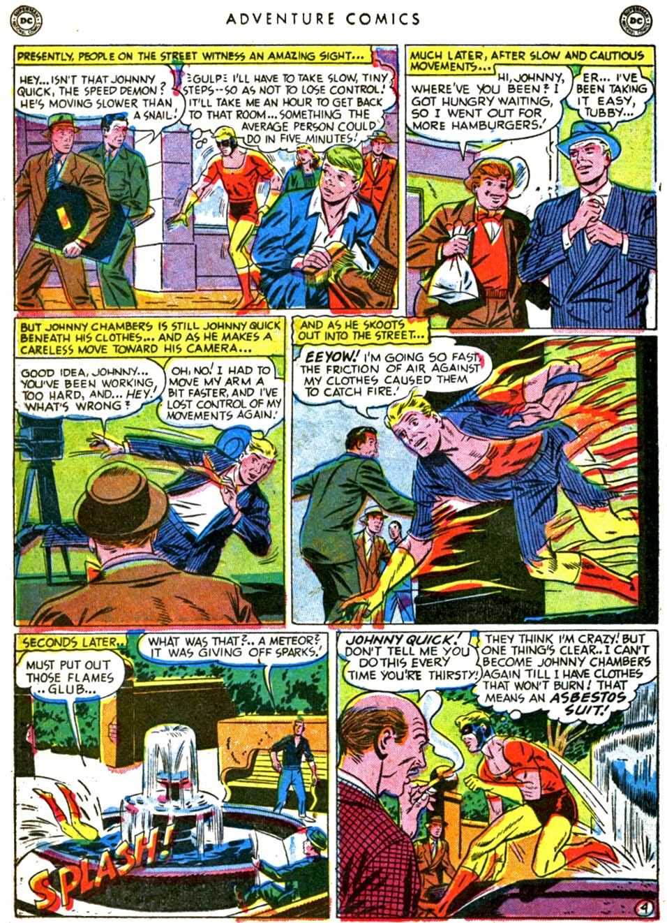 Read online Adventure Comics (1938) comic -  Issue #157 - 20