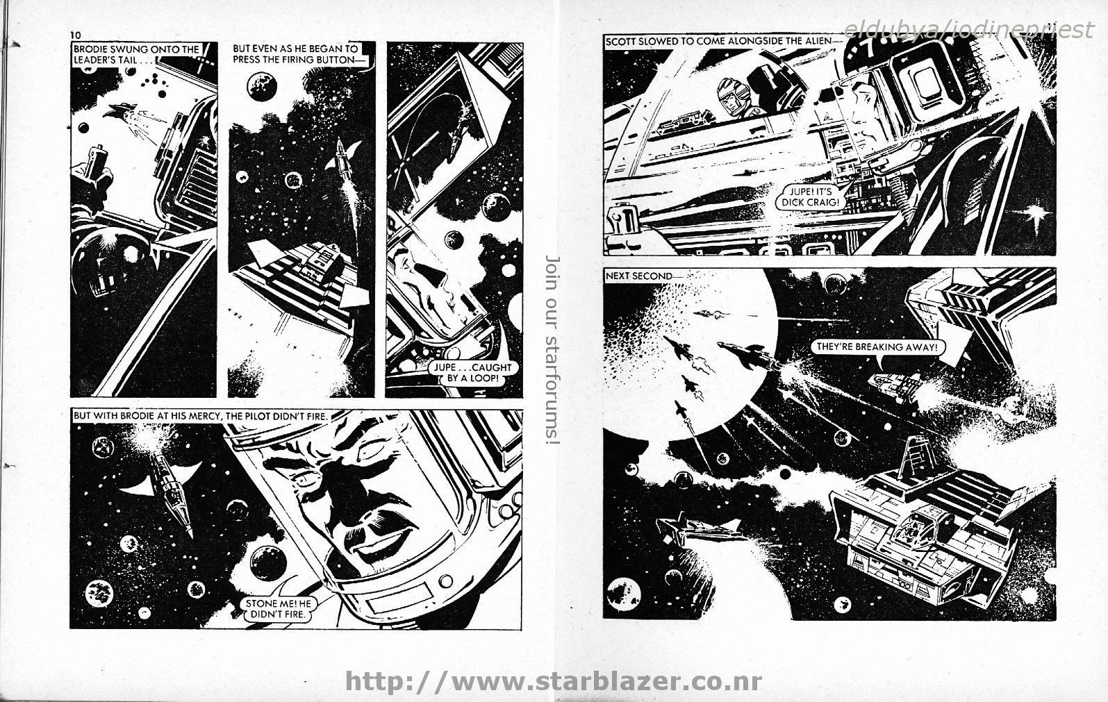 Starblazer issue 135 - Page 7